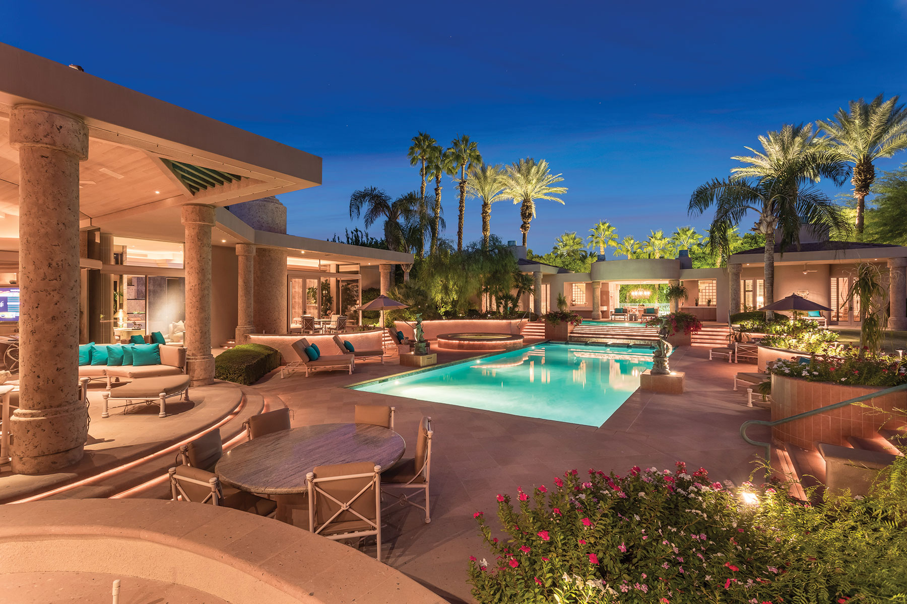 Single Family Home for Sale at 40350 Desert Creek Rancho Mirage, California 92270 United States