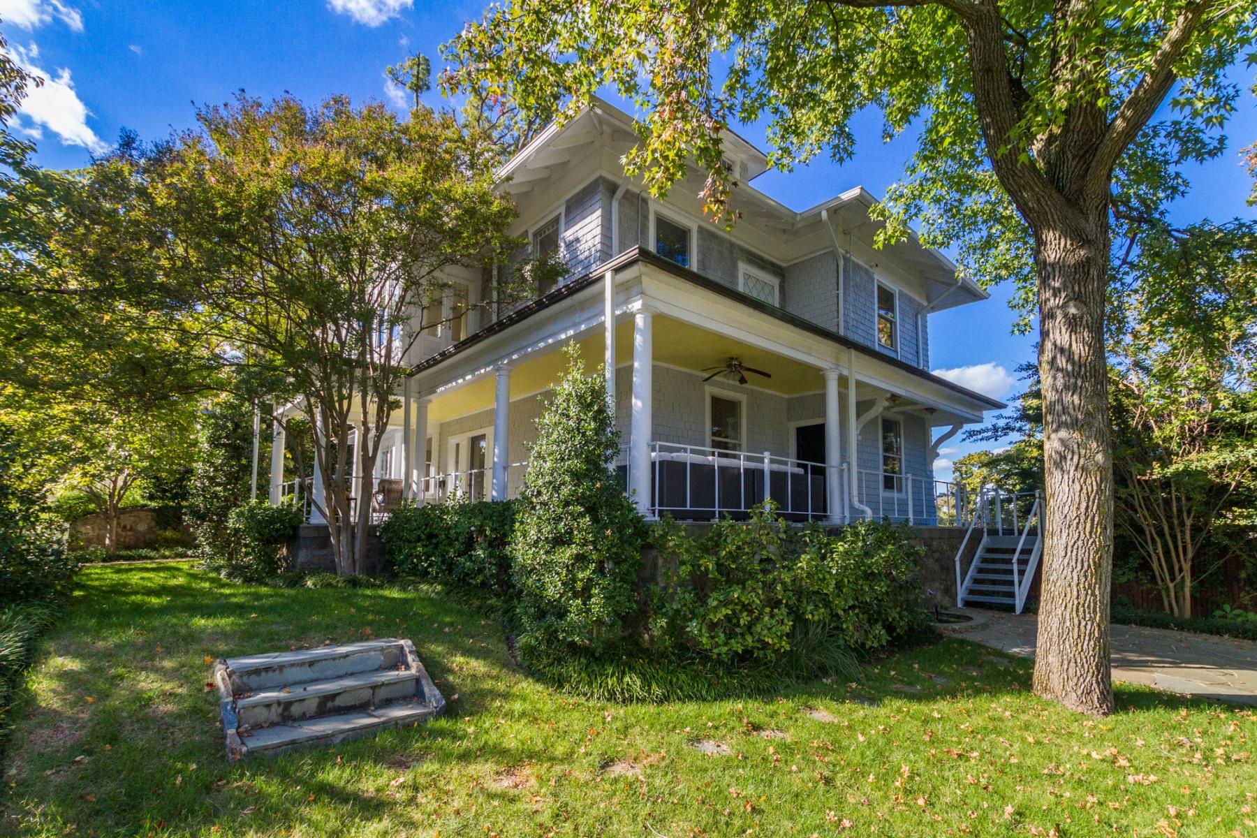 独户住宅 为 销售 在 3031 Newark Street Nw, Washington Cleveland Park, Washington, 哥伦比亚特区 20008 美国