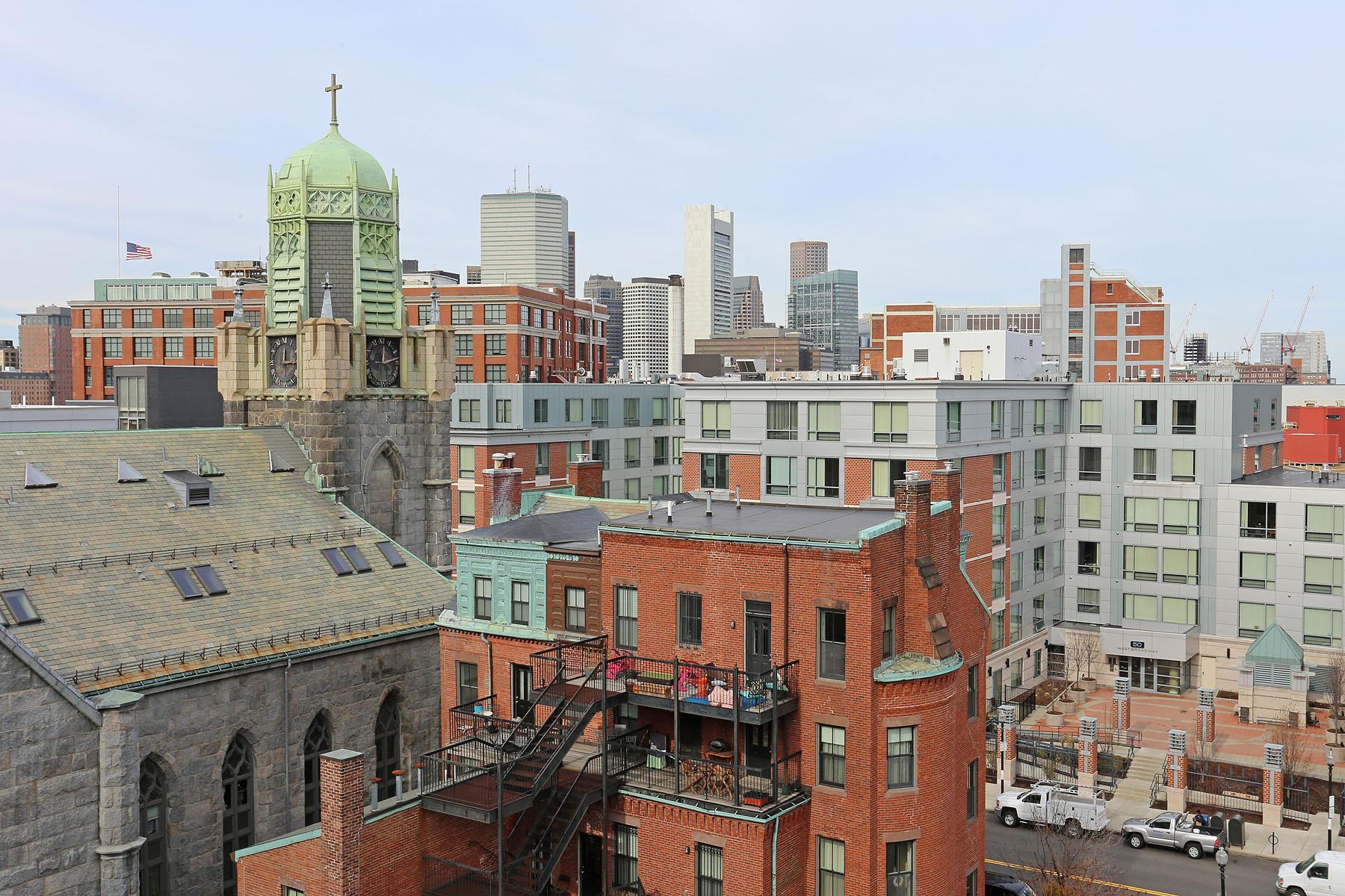 Condominium for Sale at The Allele 150 Dorchester Ave Unit 314 Boston, Massachusetts, 02127 United States