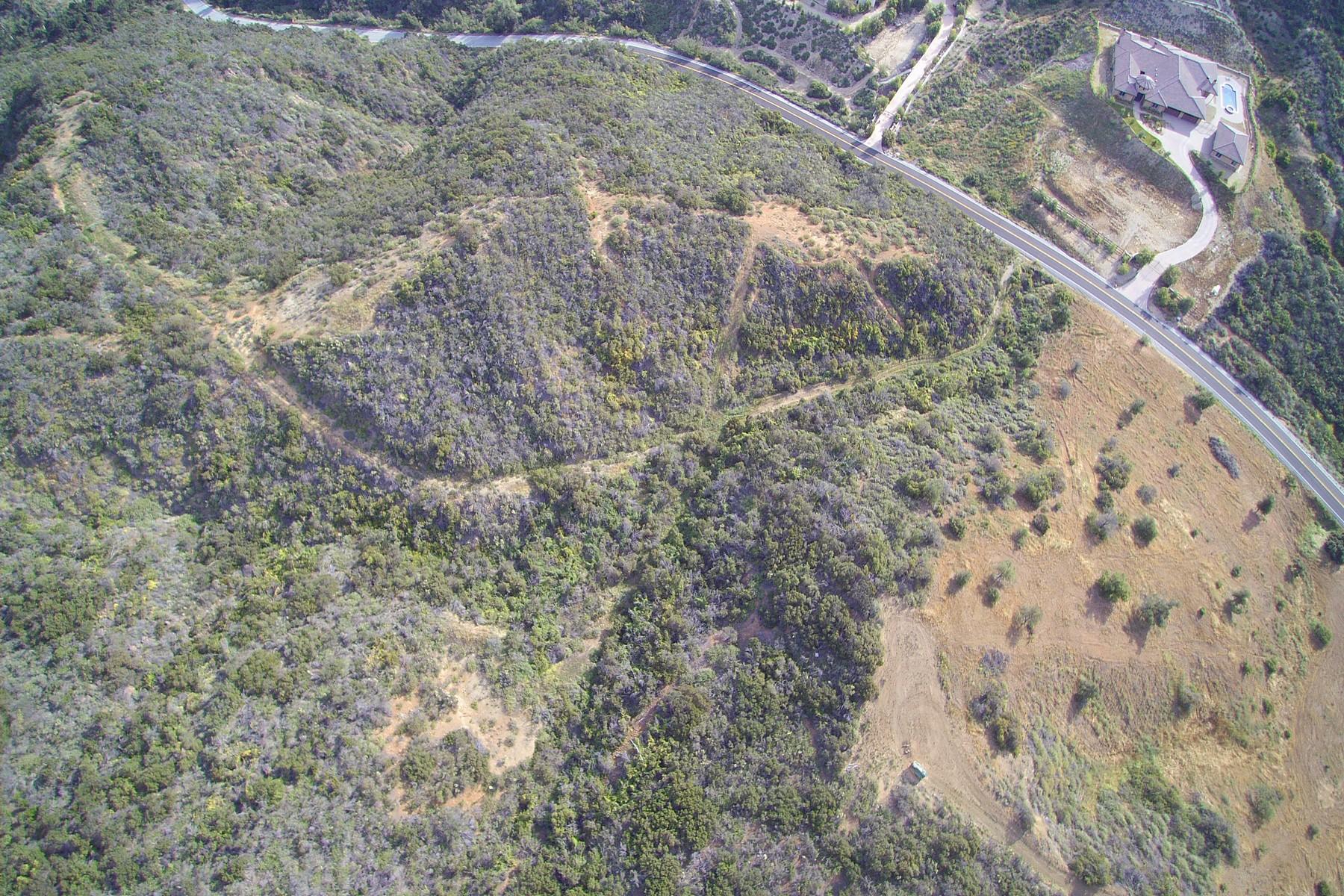 土地 为 销售 在 Paseo Chaparro Parcel 45 La Cresta Lot 13-1 穆拉塔, 加利福尼亚州, 92562 美国