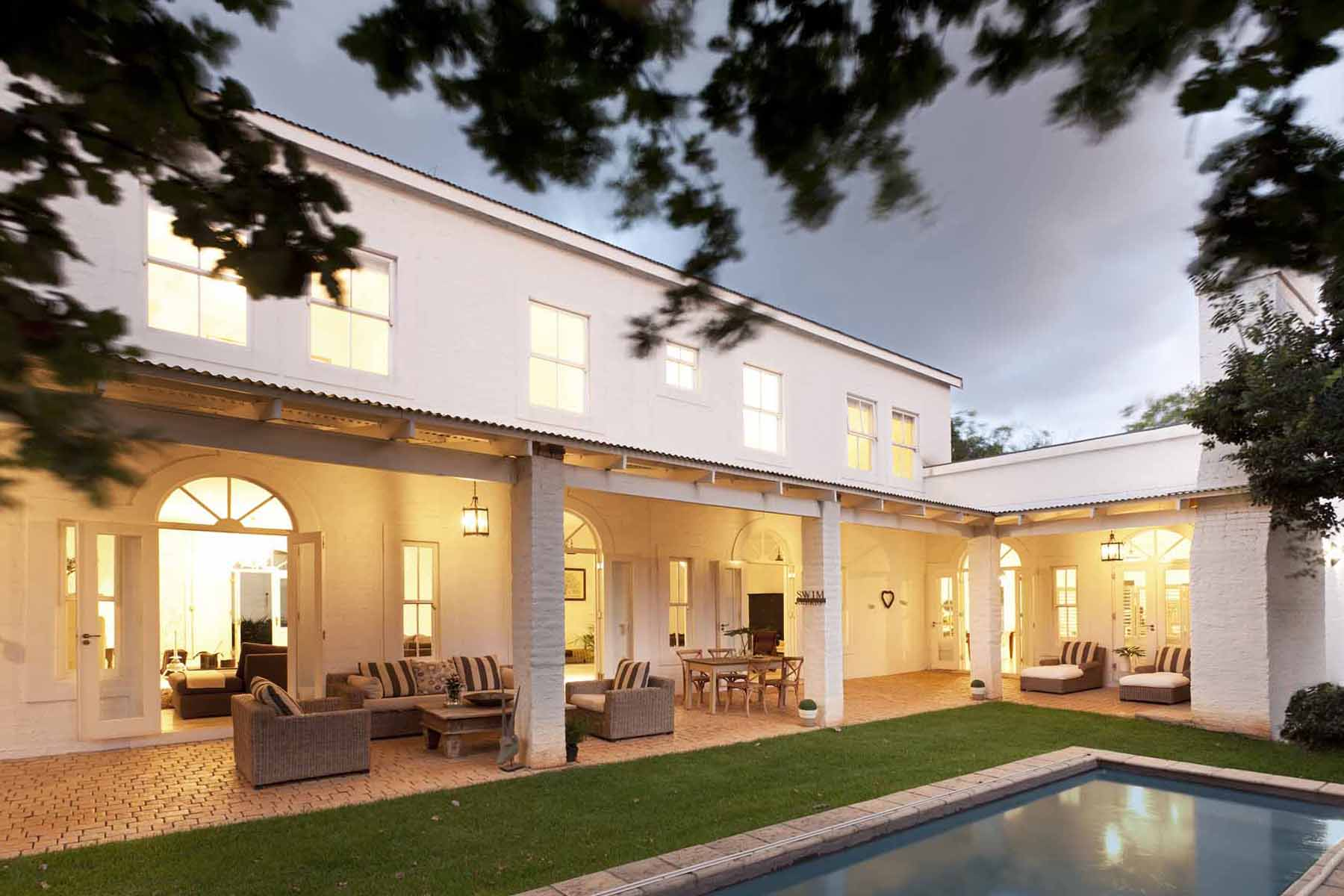Single Family Home for Sale at Colonial - French Johannesburg, Gauteng, 2196 South Africa