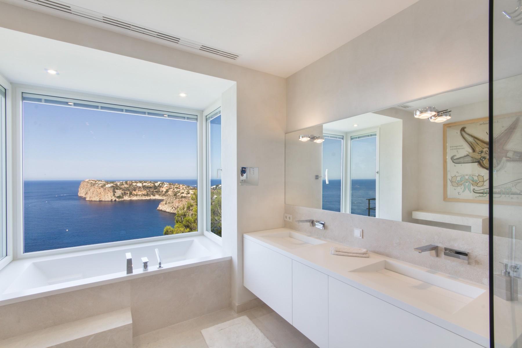 Property Of Finca con vistas al mar en Port Andratx