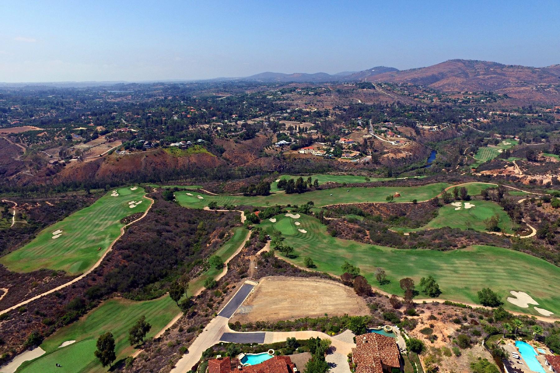 土地 のために 売買 アット 7606 Road to Singapore 7606 Road to Singapore Lot 320 Rancho Santa Fe, カリフォルニア, 92127 アメリカ合衆国