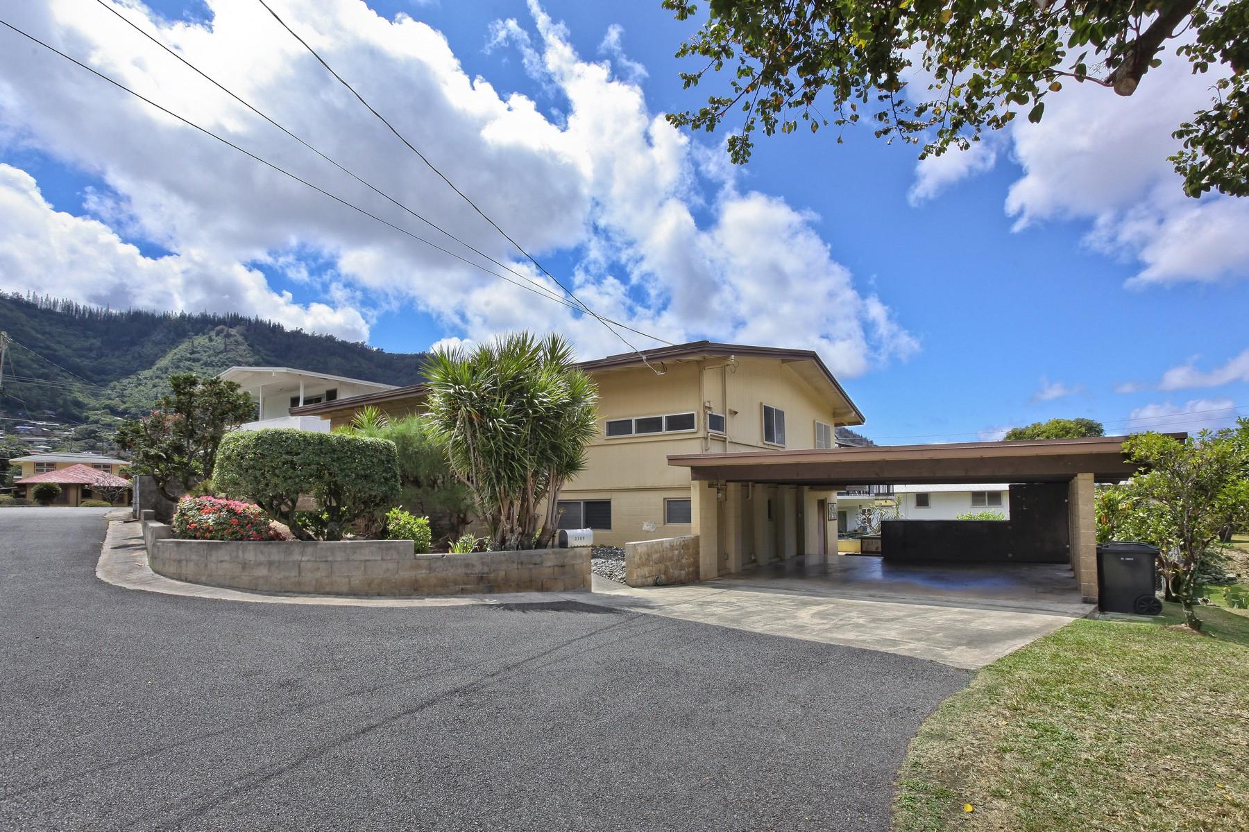 独户住宅 为 销售 在 Treasure in Manoa 2709 Napuaa Place Manoa, 火奴鲁鲁, 夏威夷, 96822 美国