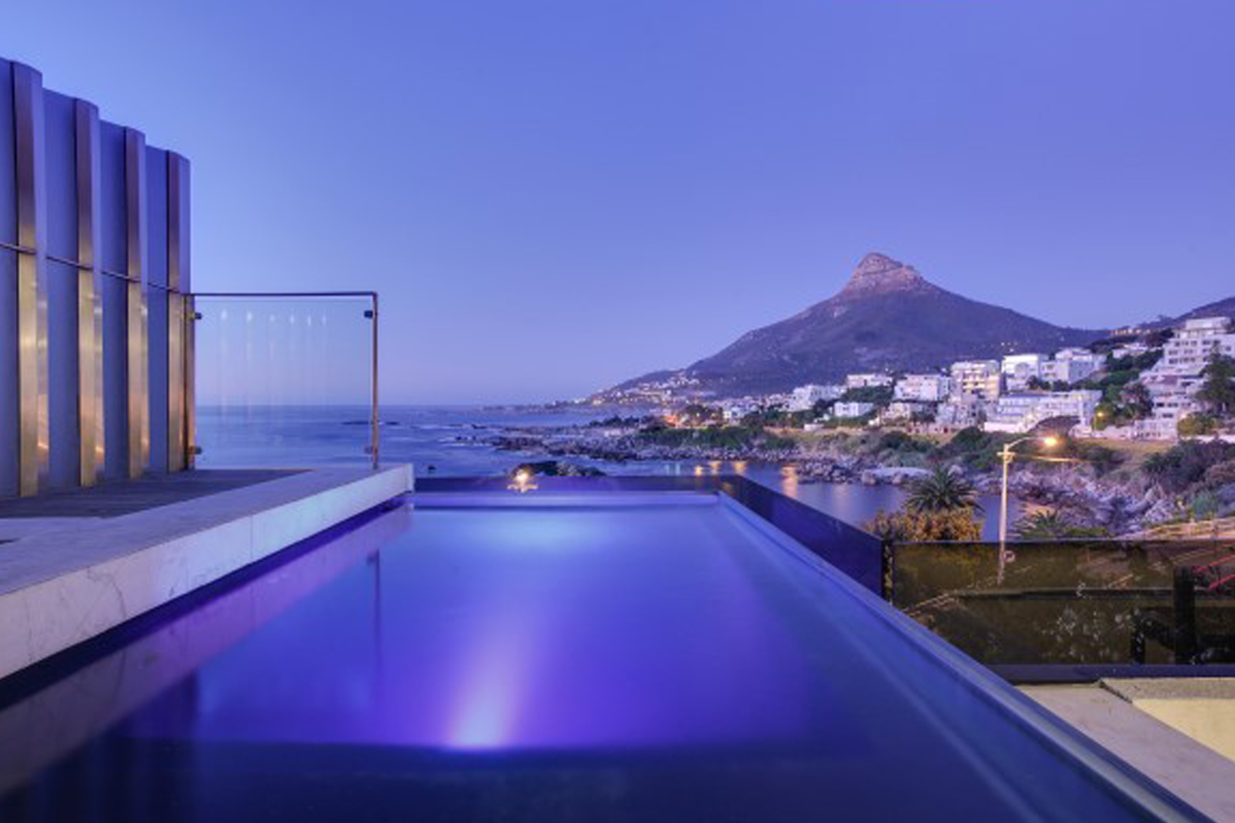 Single Family Home for Sale at An Apartment in Camps Bay Cape Town, Western Cape, South Africa
