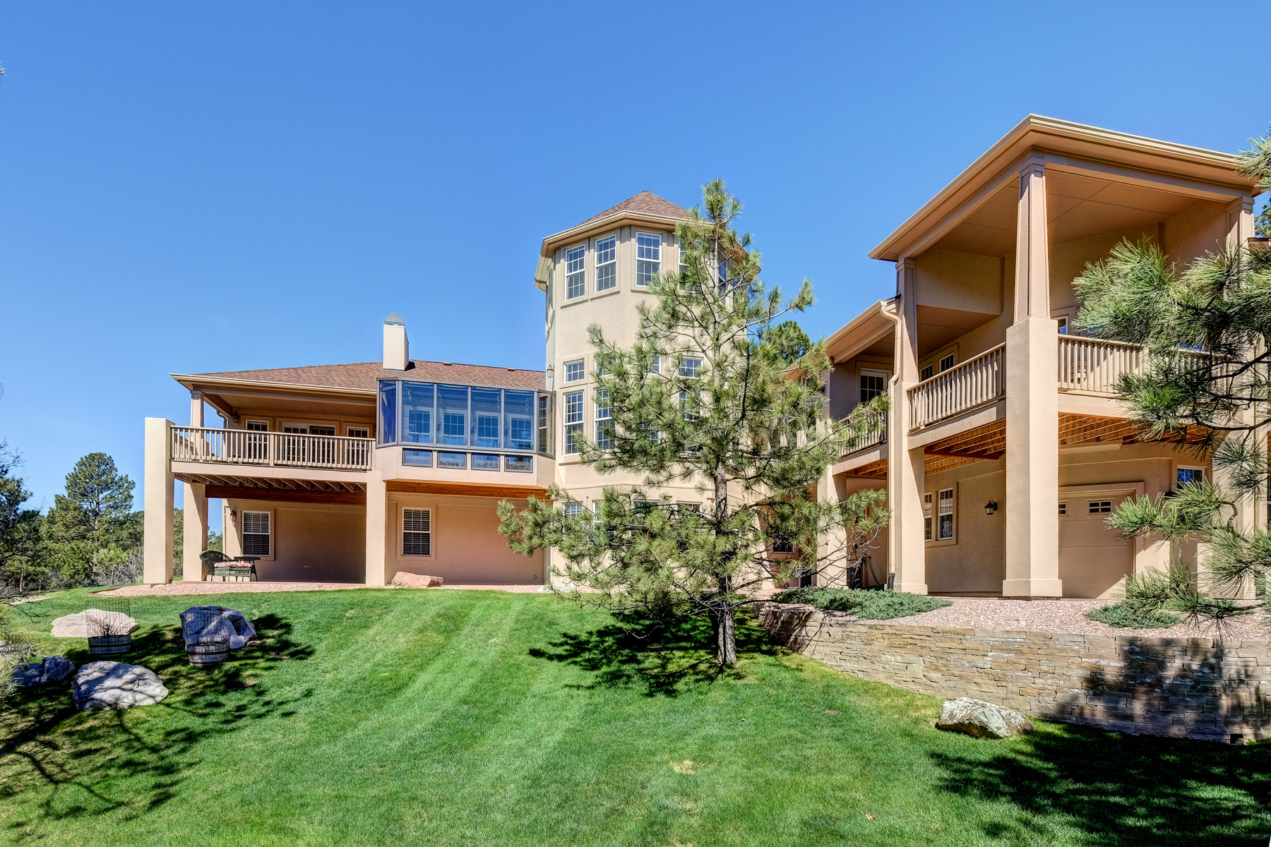 sales property at Private Retreat with Expansive Views in The Timbers