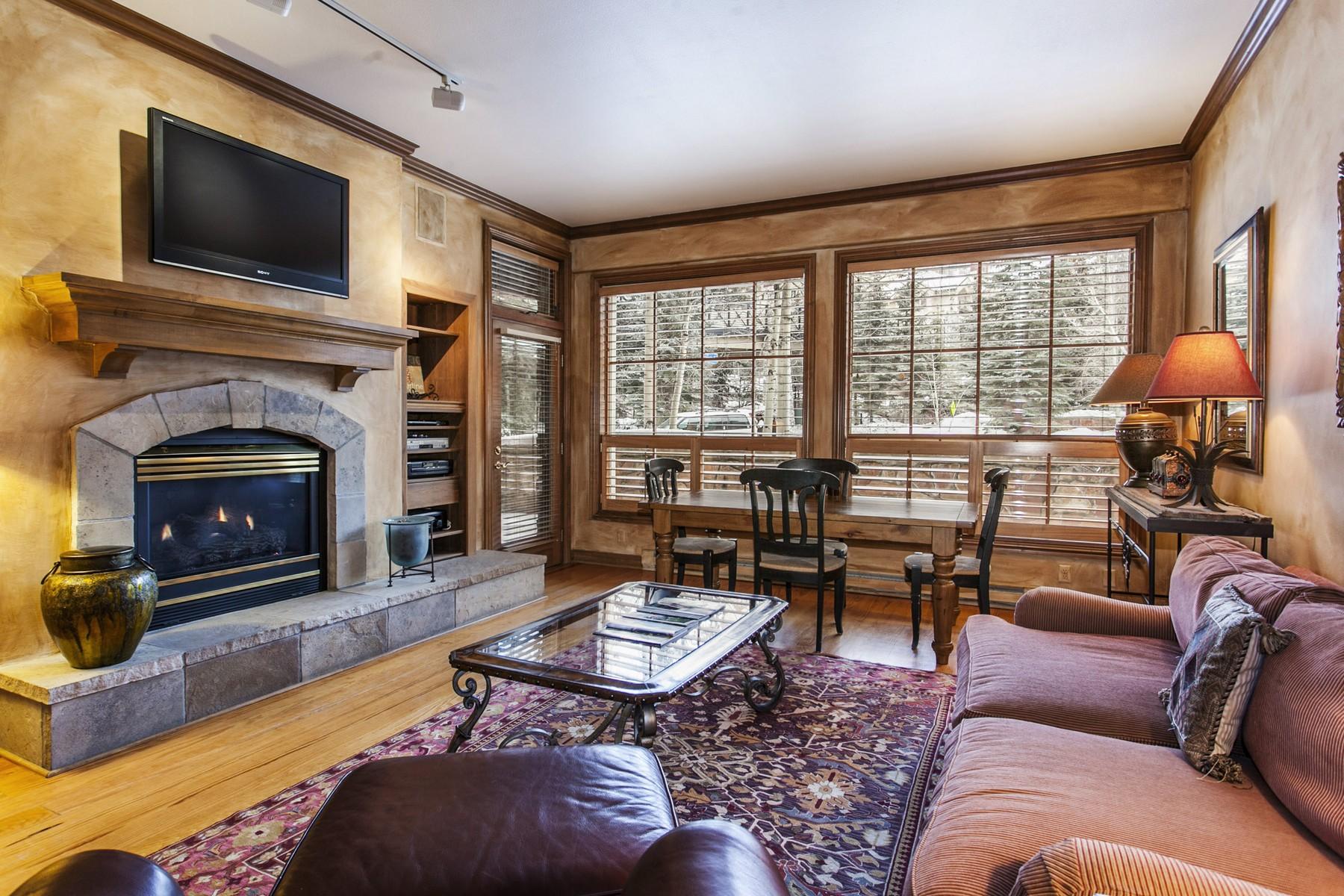 Condominio por un Venta en Oxford Court #108 31 Avondale Ln, #108 Beaver Creek, Colorado 81620 Estados Unidos