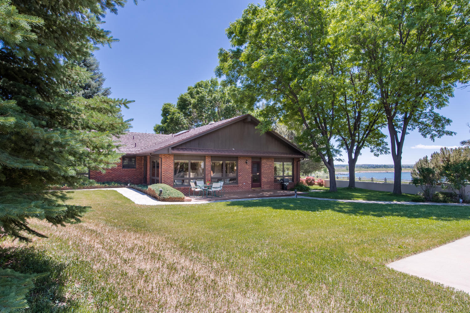 Additional photo for property listing at 163 Acre Waterfront County Estate 10135 N 75th St Longmont, Colorado 80503 United States
