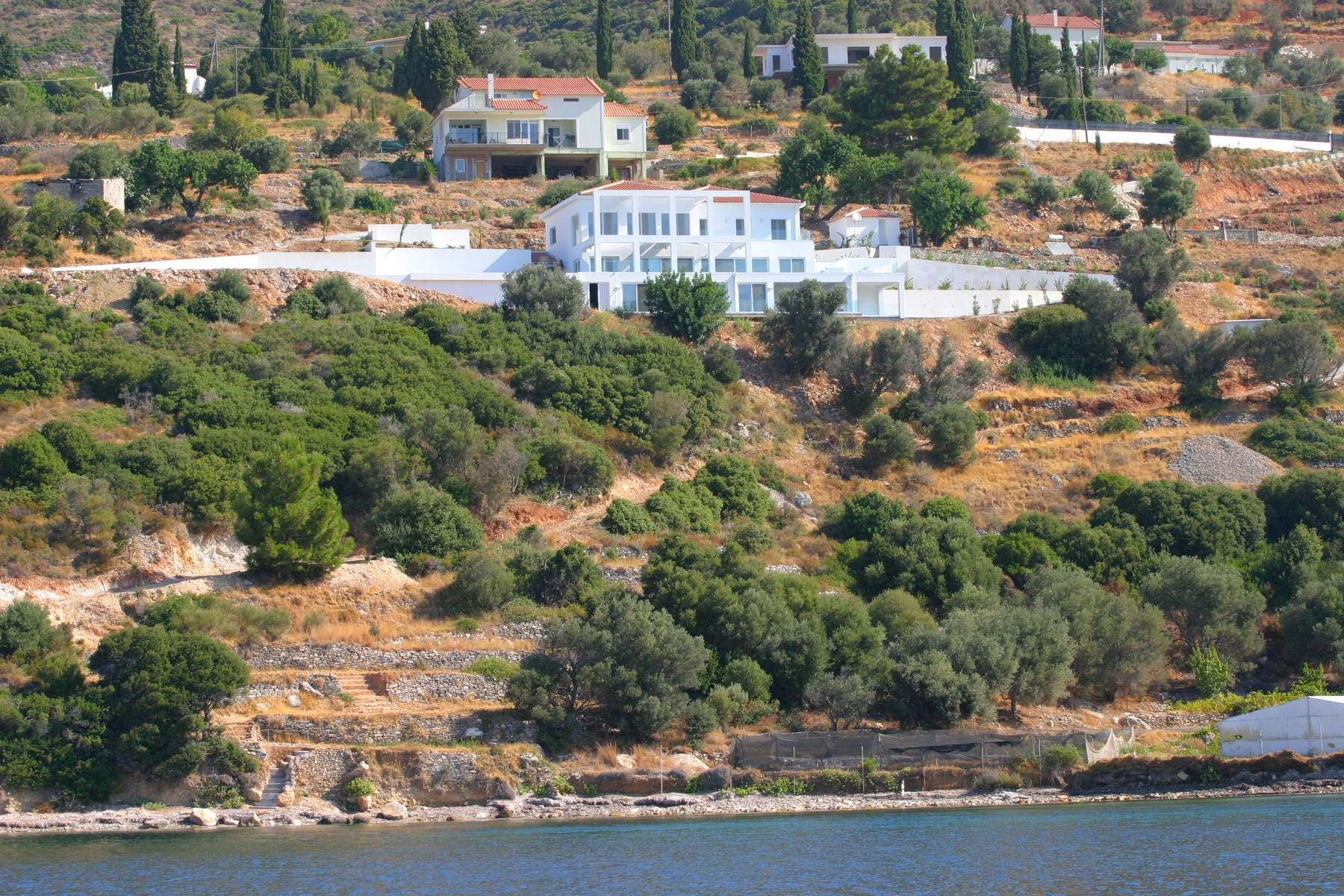 Single Family Home for Sale at Samos Villa Kalami, Samos, East Aegean Sea Other Greece, Other Areas In Greece, 83100 Greece