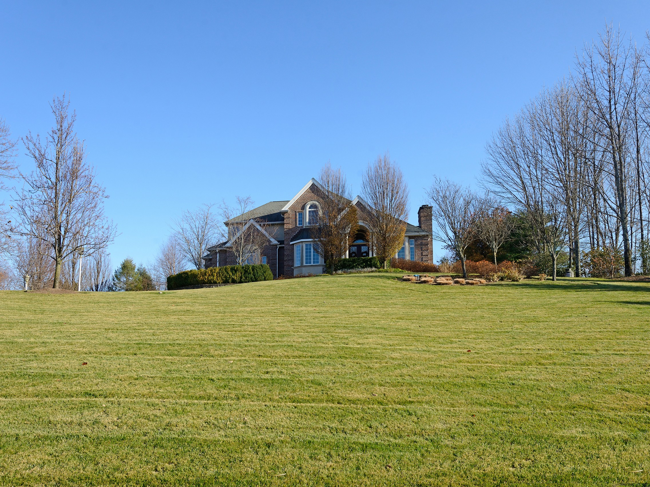 Property For Sale at Elegant Brick Colonial