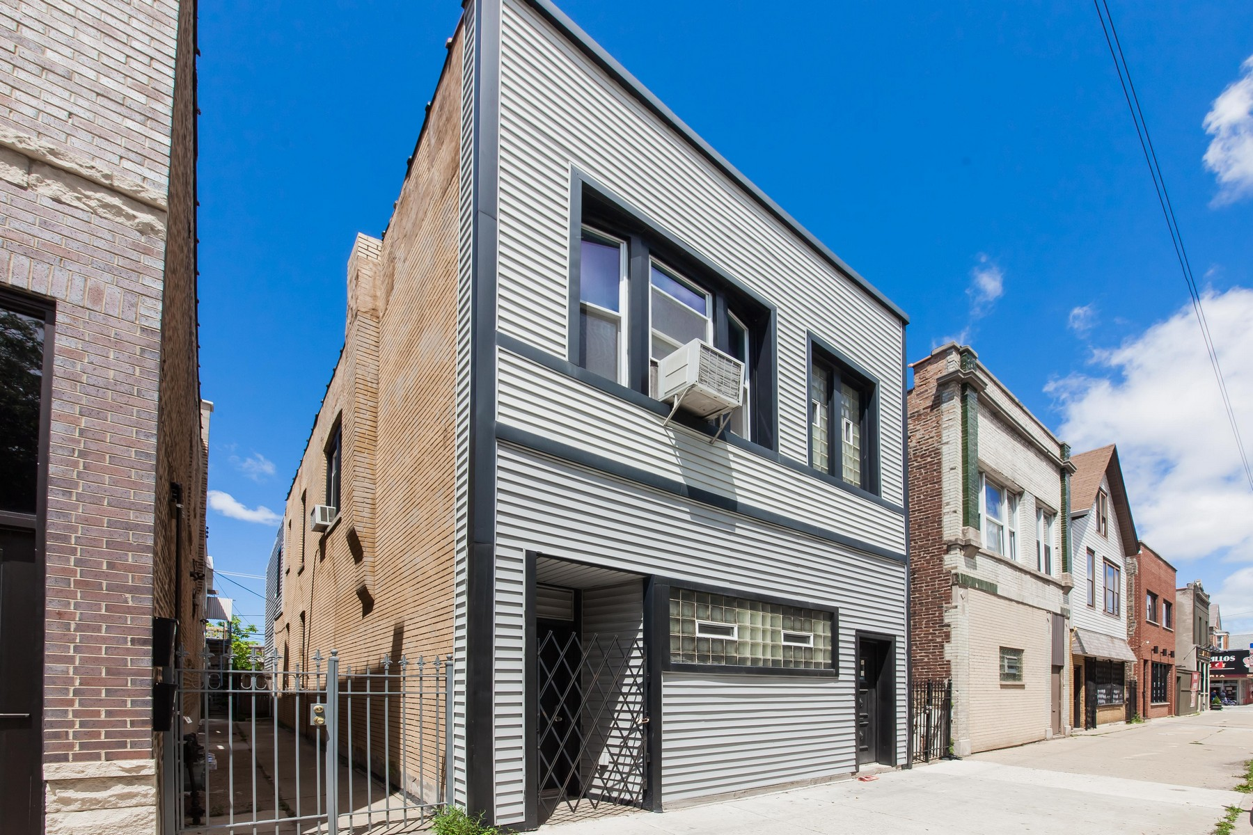 Multi-Family Home for Sale at Artistic LiveWork Space 3646 W Belmont Avenue Avondale, Chicago, Illinois, 60618 United States