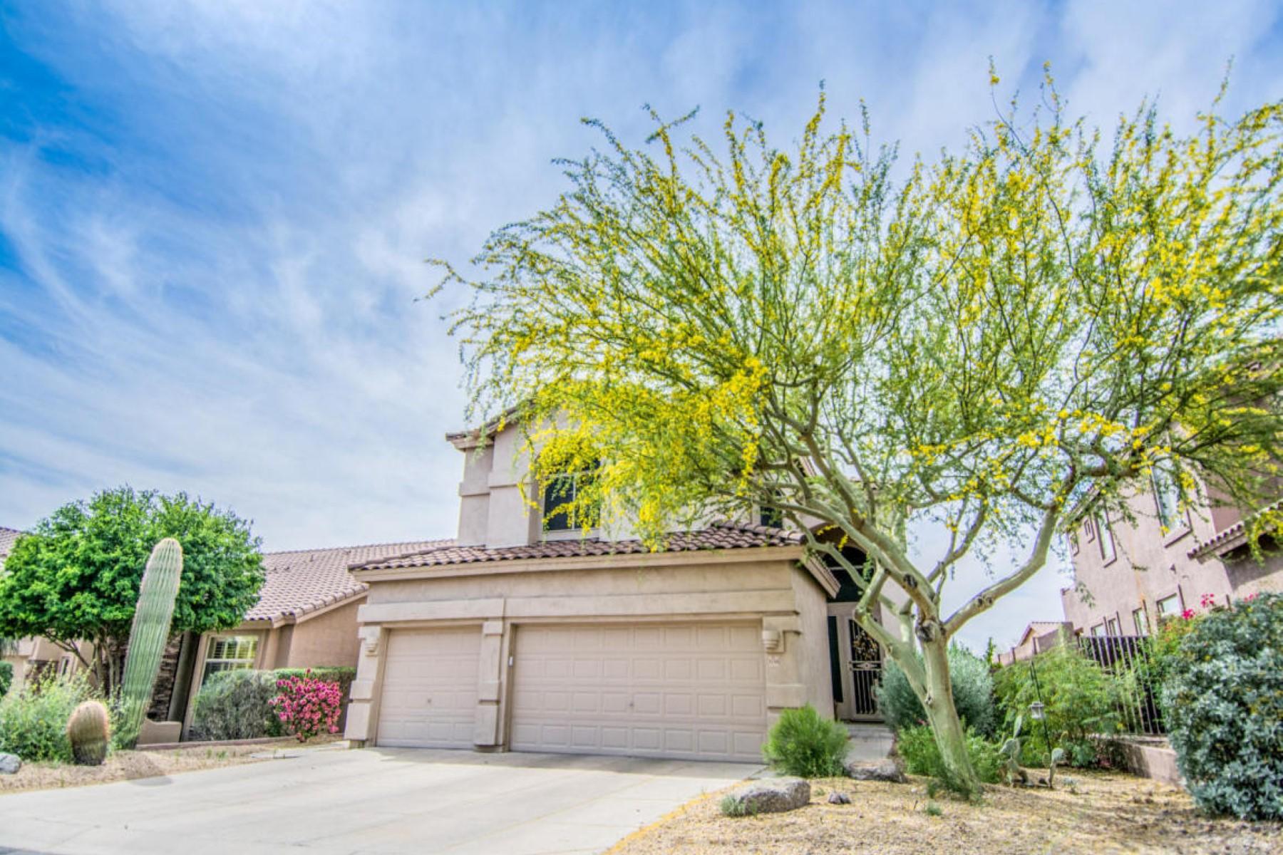 Nhà ở một gia đình vì Bán tại Located in the gated community of Rolling Hills at Las Sendas 3558 N TUSCANY Mesa, Arizona 85207 Hoa Kỳ