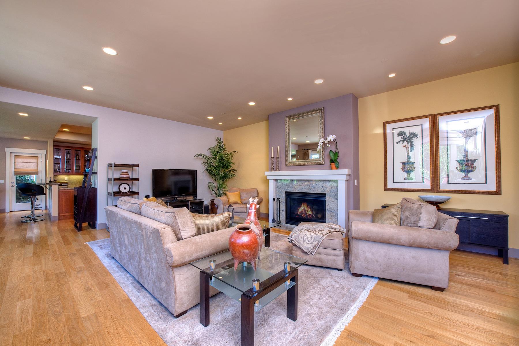 단독 가정 주택 용 매매 에 Everything You've Been Looking For! 17 Crescent Ave Sausalito, 캘리포니아 94965 미국