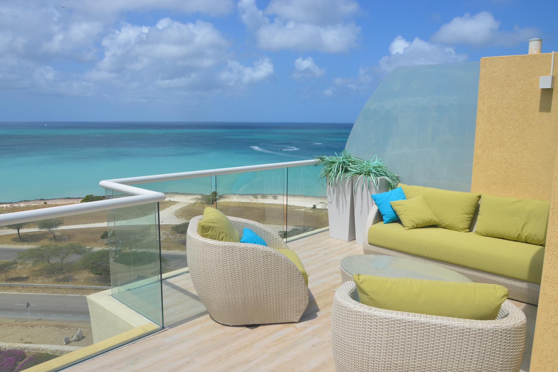 Appartement pour l Vente à Blue Residence Club, Penthouse A Autres Aruba, Aruba