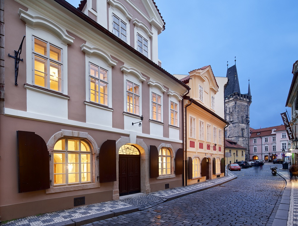 sales property at Luxury historic living in Prague