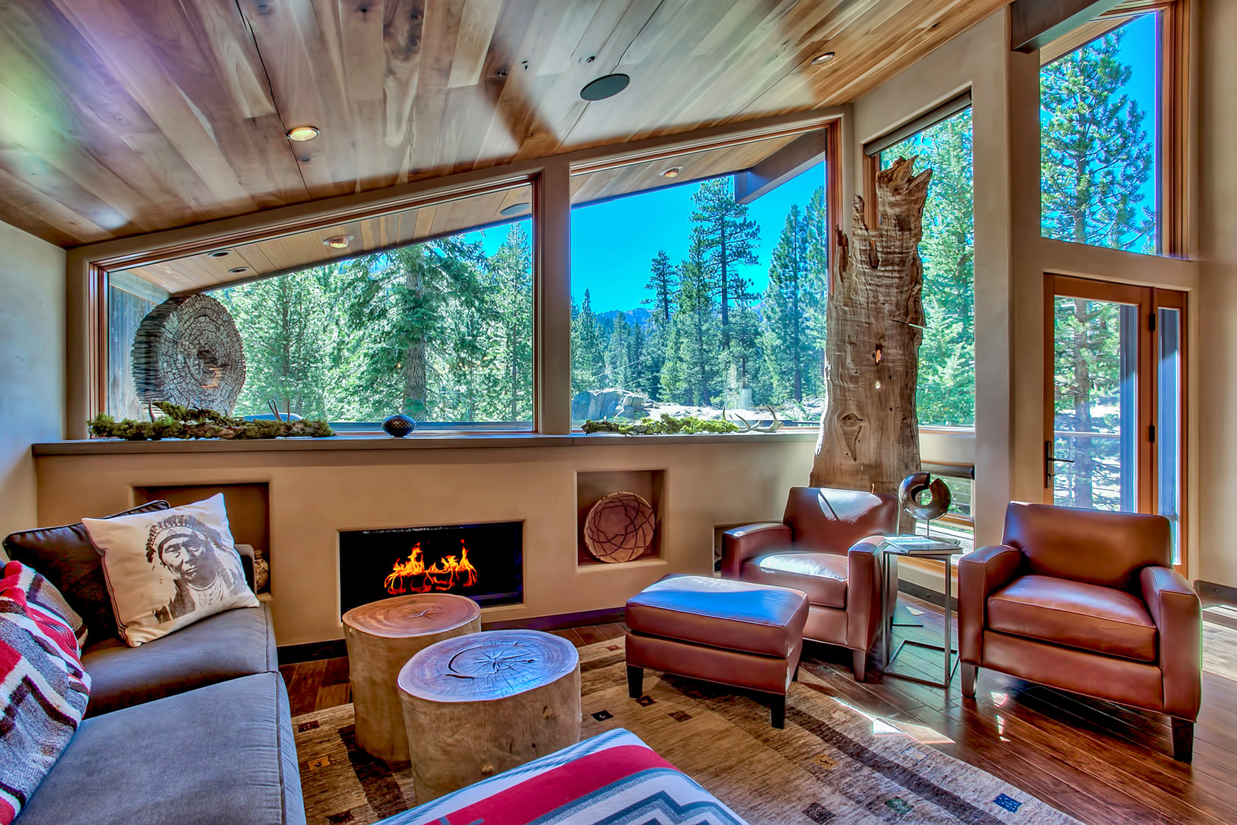Single Family Home for Active at 1640 Deer Park Drive Alpine Meadows, California 96146 United States