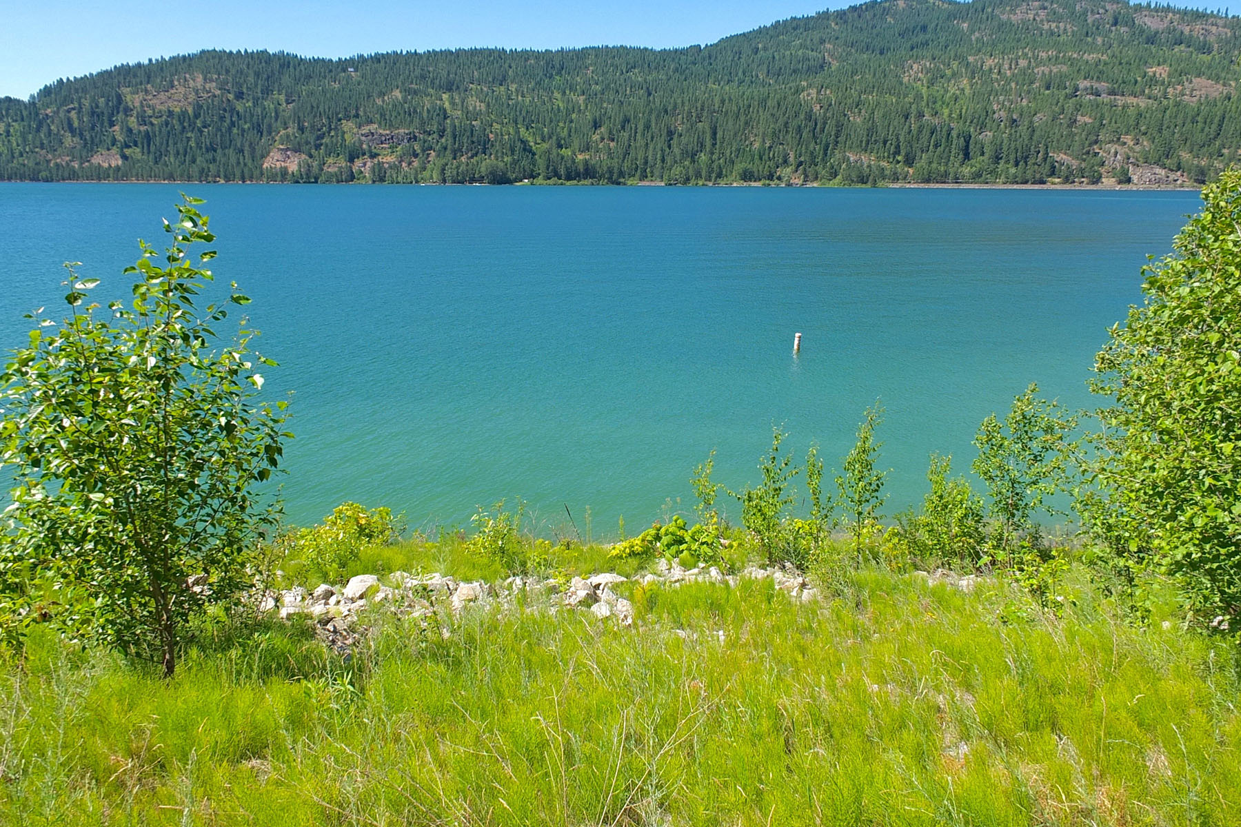 sales property at Exquisite Pend Oreille Riverfront Lot