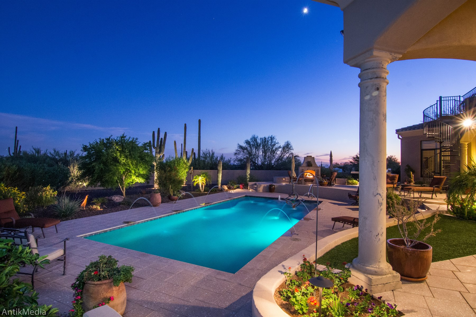 sales property at Magnificent slice of North Scottsdale