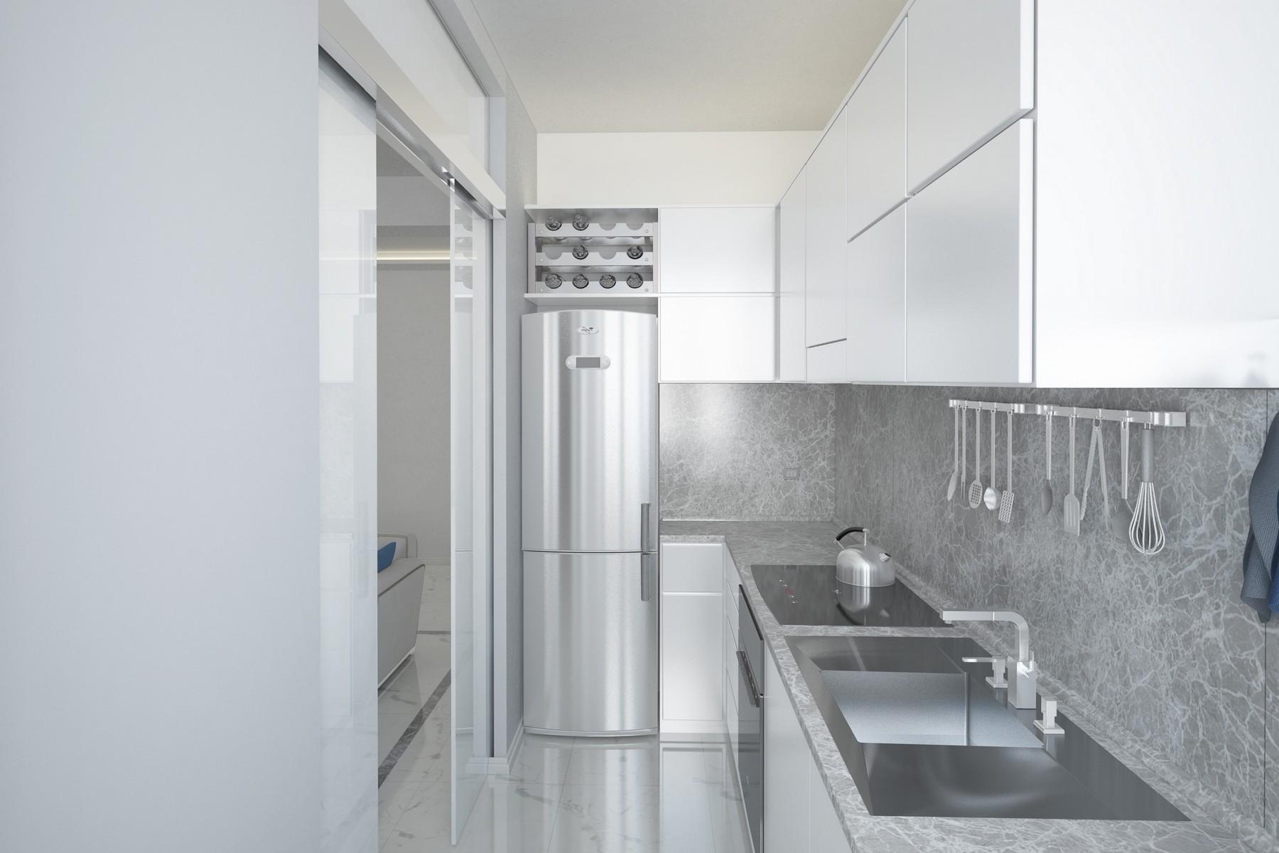 Additional photo for property listing at Apartments in the historic Valenti building, totally renovated Via dei Serpenti Rome, Roma 00184 Italia