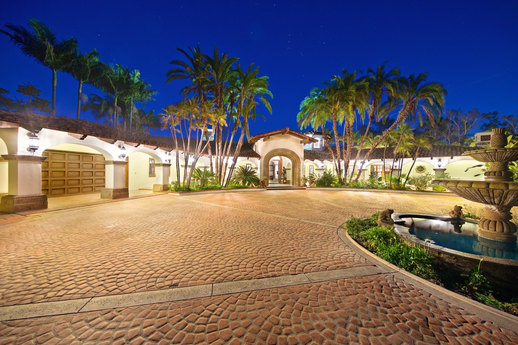 独户住宅 为 销售 在 230 Burma Road Fallbrook, 92028 美国