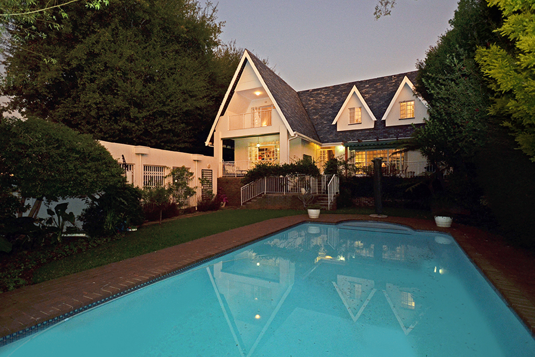 Single Family Home for Sale at Forest Town Johannesburg, Gauteng, 2193 South Africa