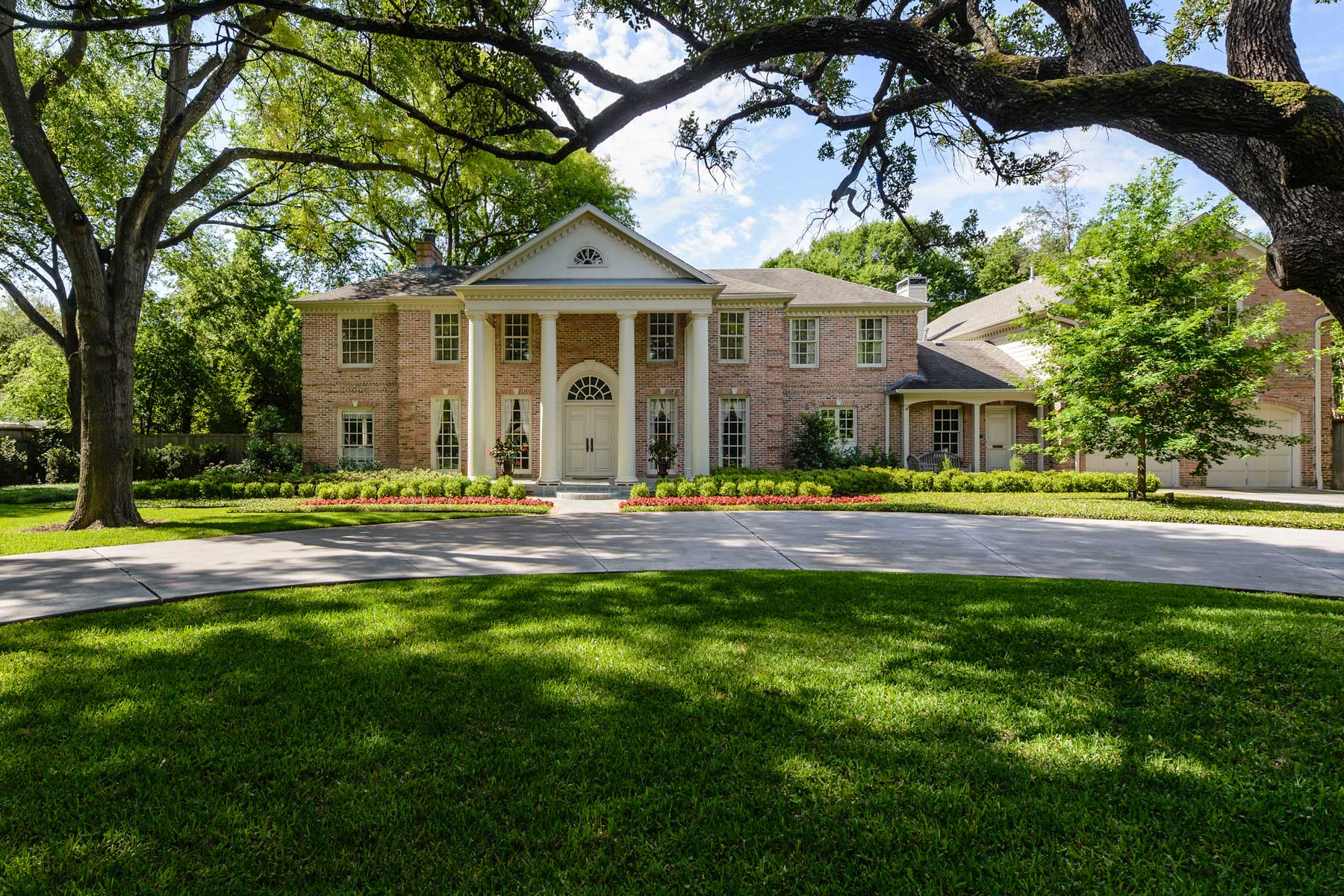 Maison unifamiliale pour l Vente à Preston Hollow Estate 5920 Park Lane Dallas, Texas, 75225 États-Unis