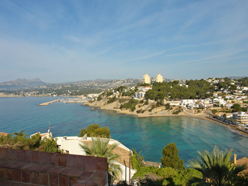 Single Family Home for Sale at Superb Villa in the Heart of el Portet Moraira, Alicante Costa Blanca 03724 Spain