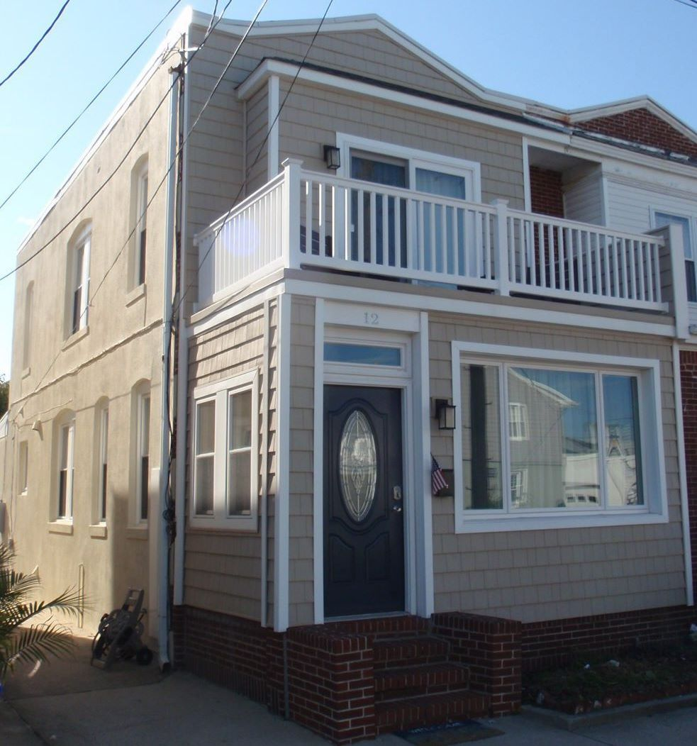 Townhouse for Rent at 12 S Franklin Ave Margate, New Jersey 08402 United States