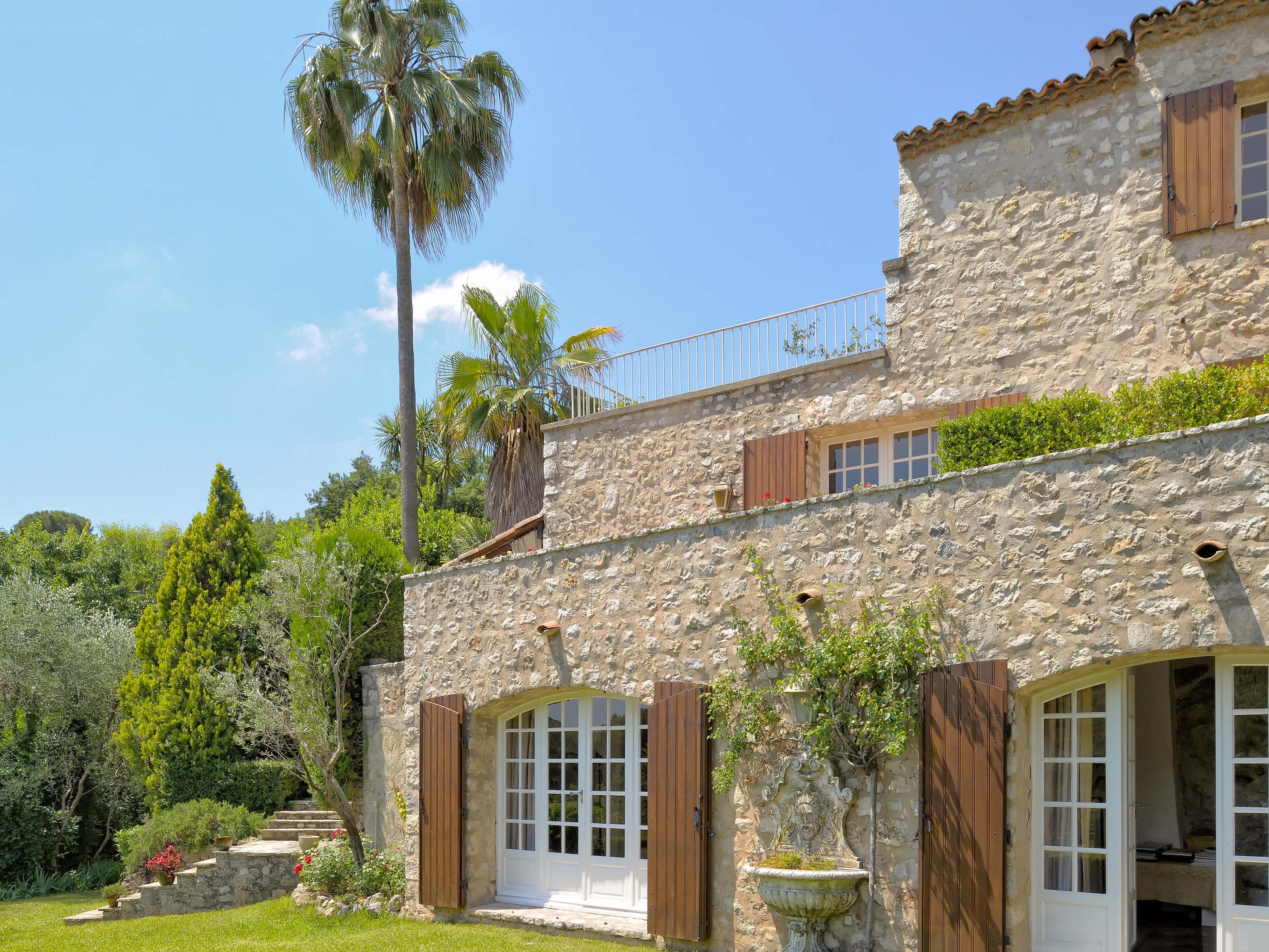 一戸建て のために 売買 アット Charming 18th century stone Bastide Mougins, プロバンス=アルプ=コート・ダジュール 06250 フランス