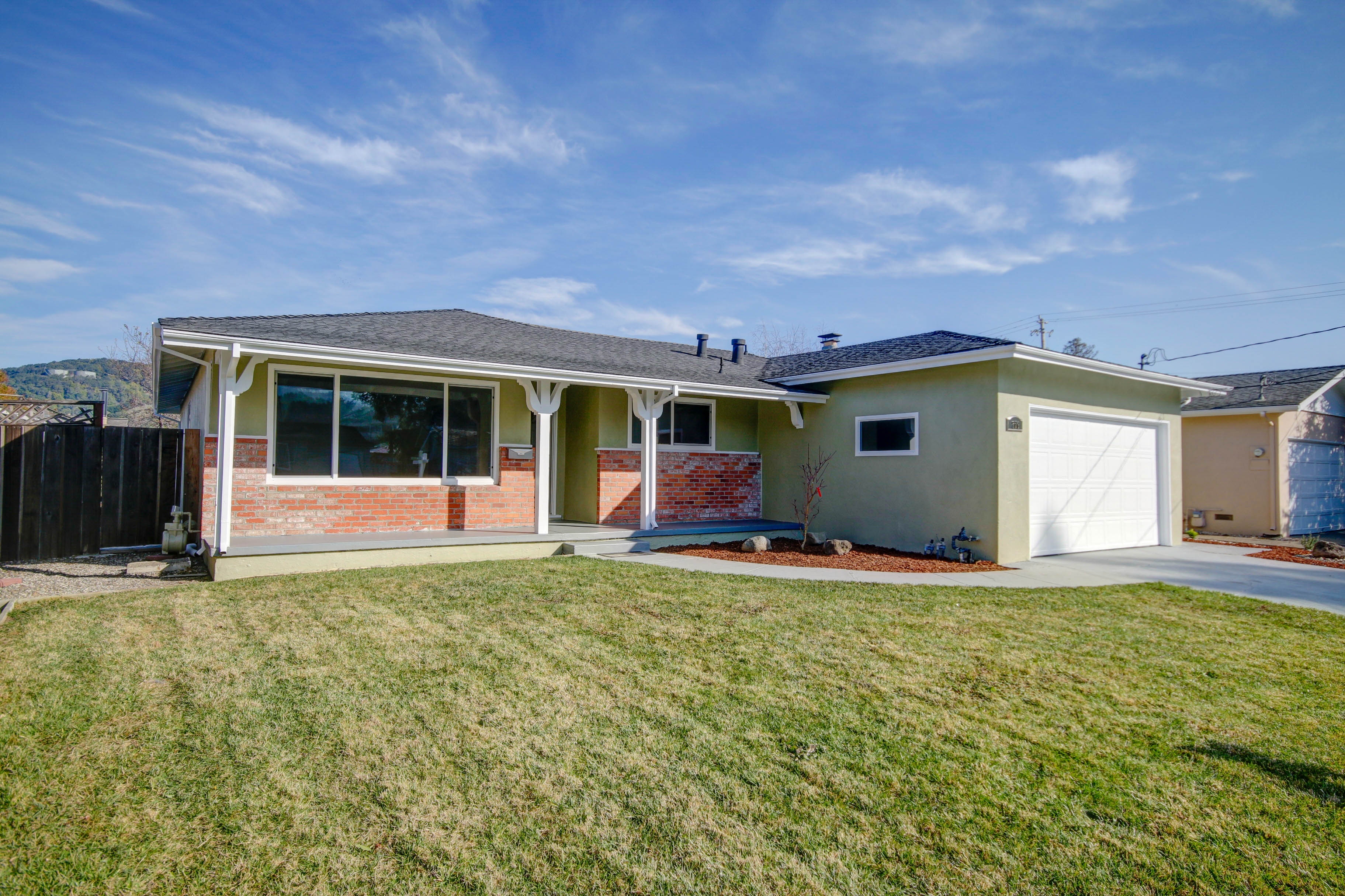 Single Family Home for Sale at Single Story Kenney Brookwood 206 Arias Street San Rafael, California 94903 United States