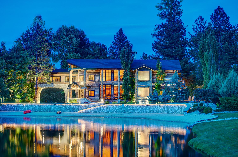 獨棟家庭住宅 為 出售 在 81 Bell Crossing Stevensville, 蒙大拿州, 59875 美國