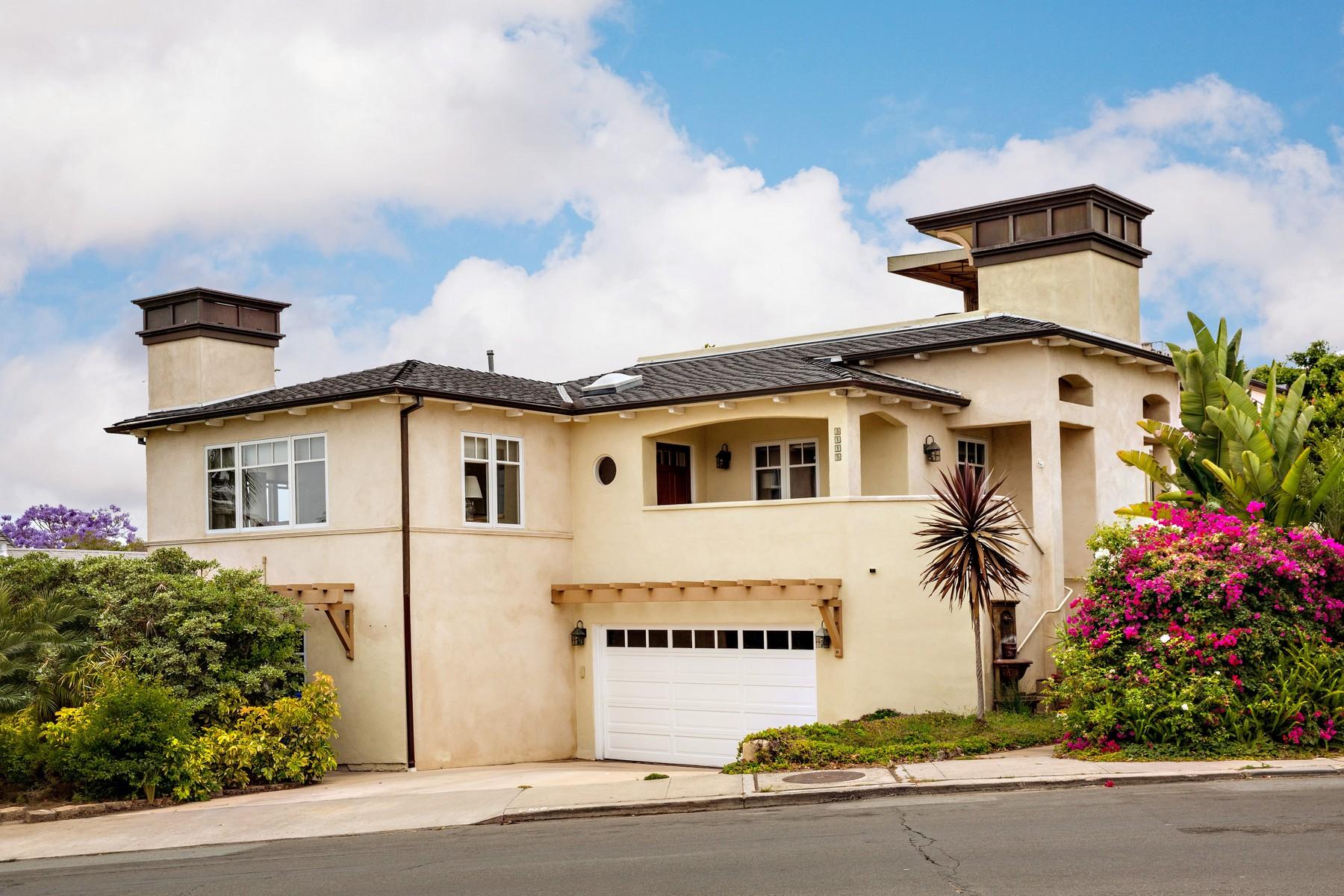 Maison unifamiliale pour l Vente à 3115 Talbot San Diego, Californie, 92106 États-Unis