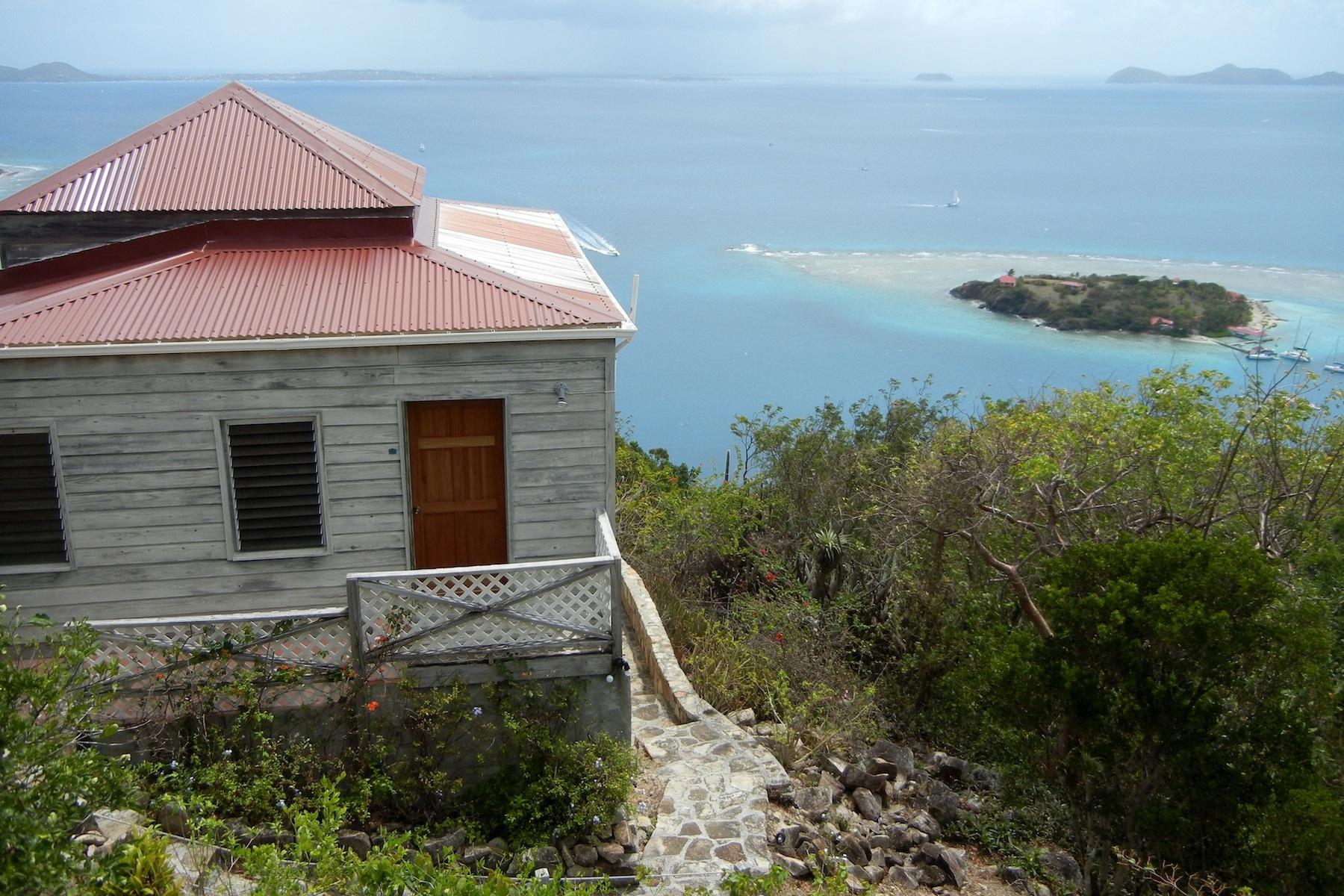 Villa per Vendita alle ore Prospect Other Great Camanoe, Great Camanoe Isole Vergini Britanniche