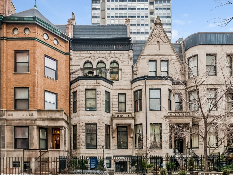 Multi-Family Home for Sale at Potter Palmer Mansion 33 East Division Street Near North Side, Chicago, Illinois 60610 United States