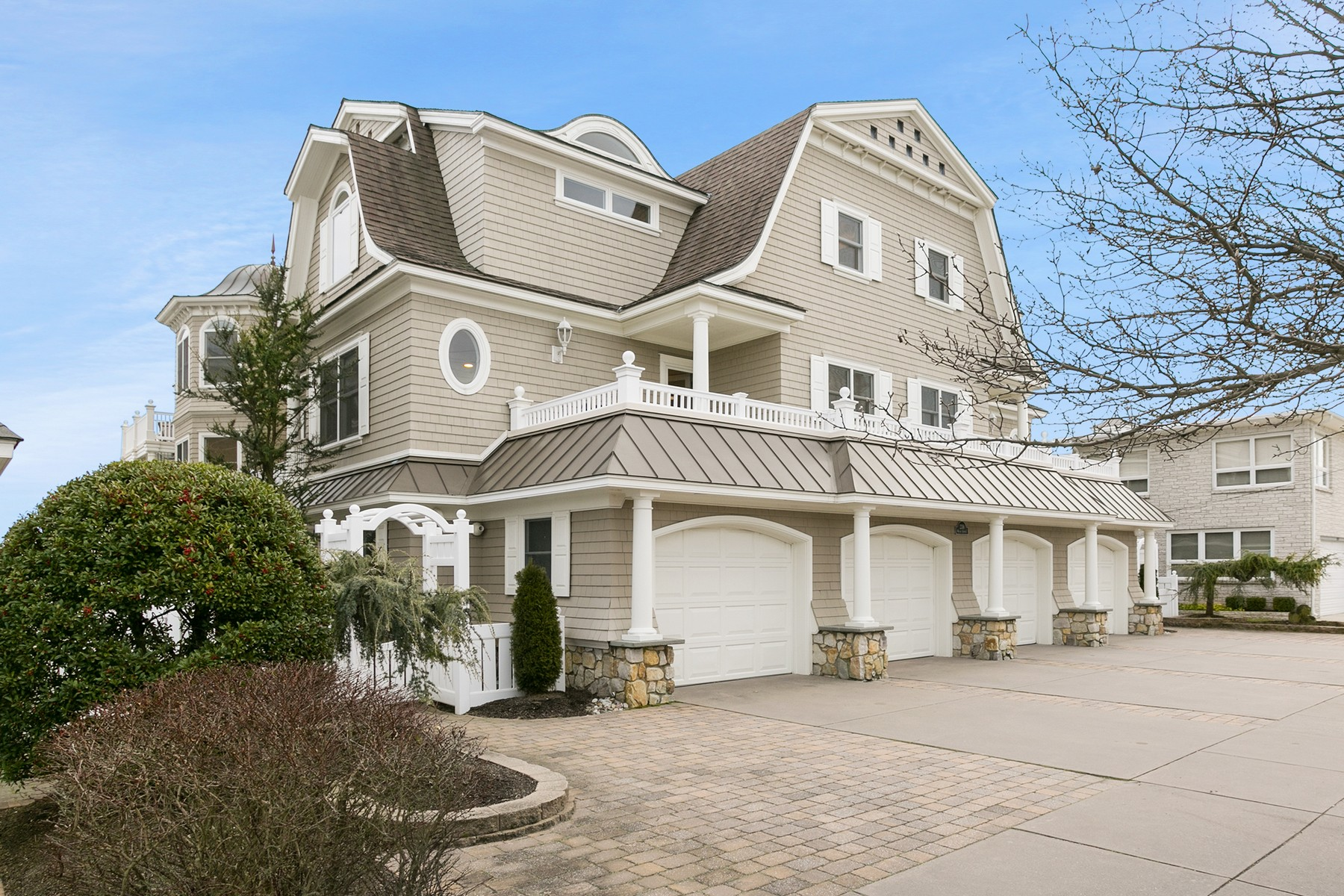Condominium for Sale at Beachfront Town Home 2319 Wesley Avenue North Ocean City, 08226 United States
