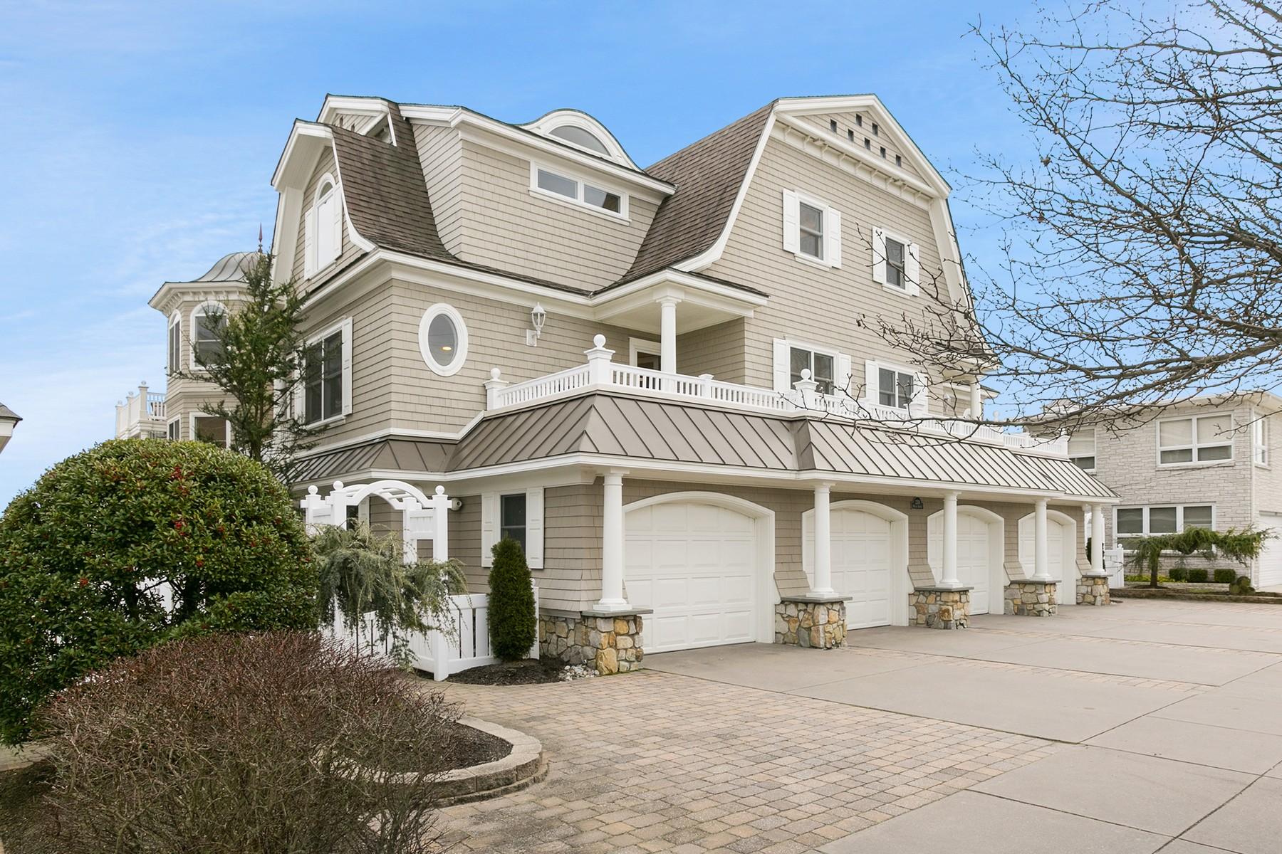 共管式独立产权公寓 为 销售 在 Beachfront Town Home 2319 Wesley Avenue North Ocean City, 新泽西州 08226 美国