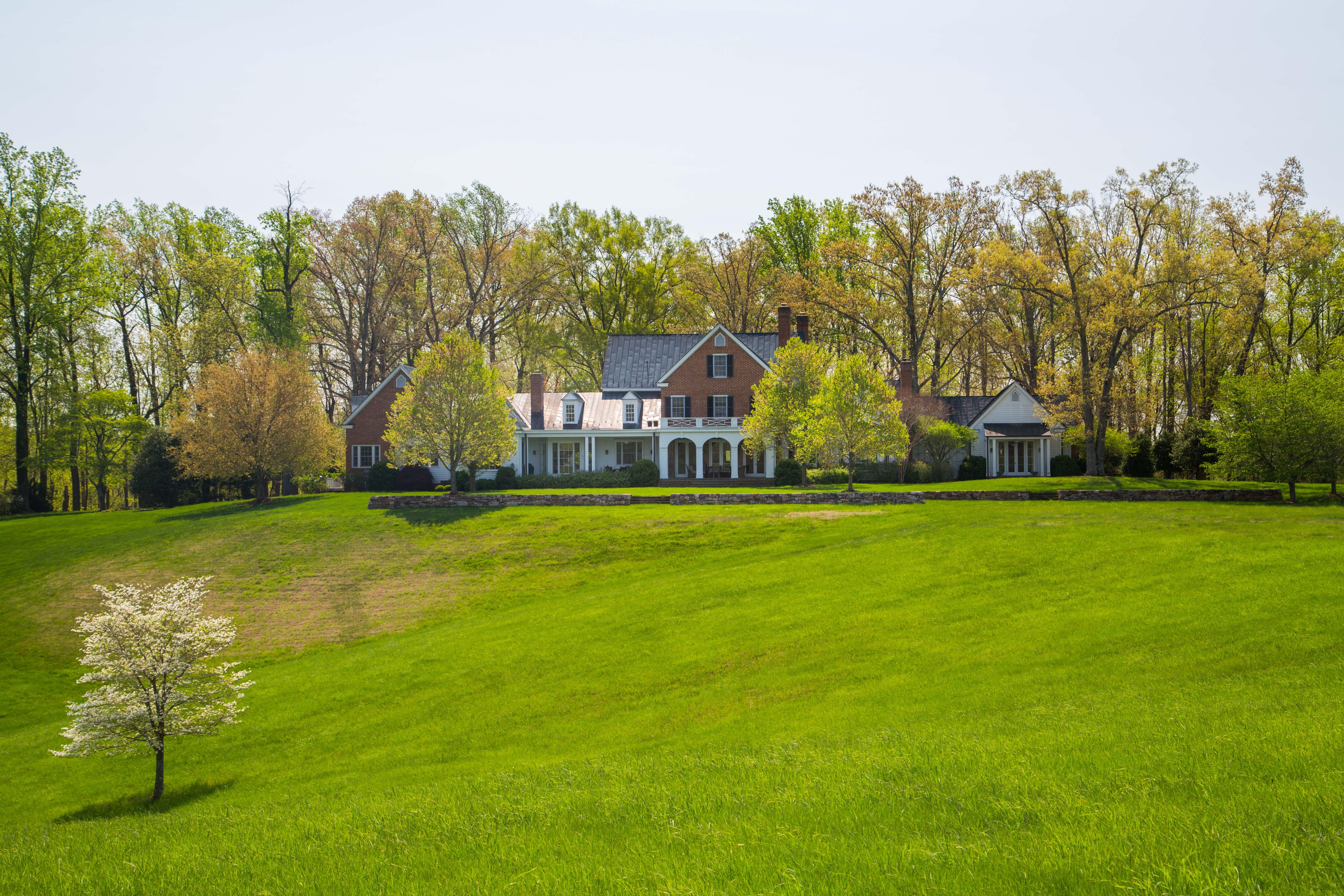 Single Family Home for Sale at QUAIL RIDGE 2575 RIDGE RD Charlottesville, Virginia 22901 United States