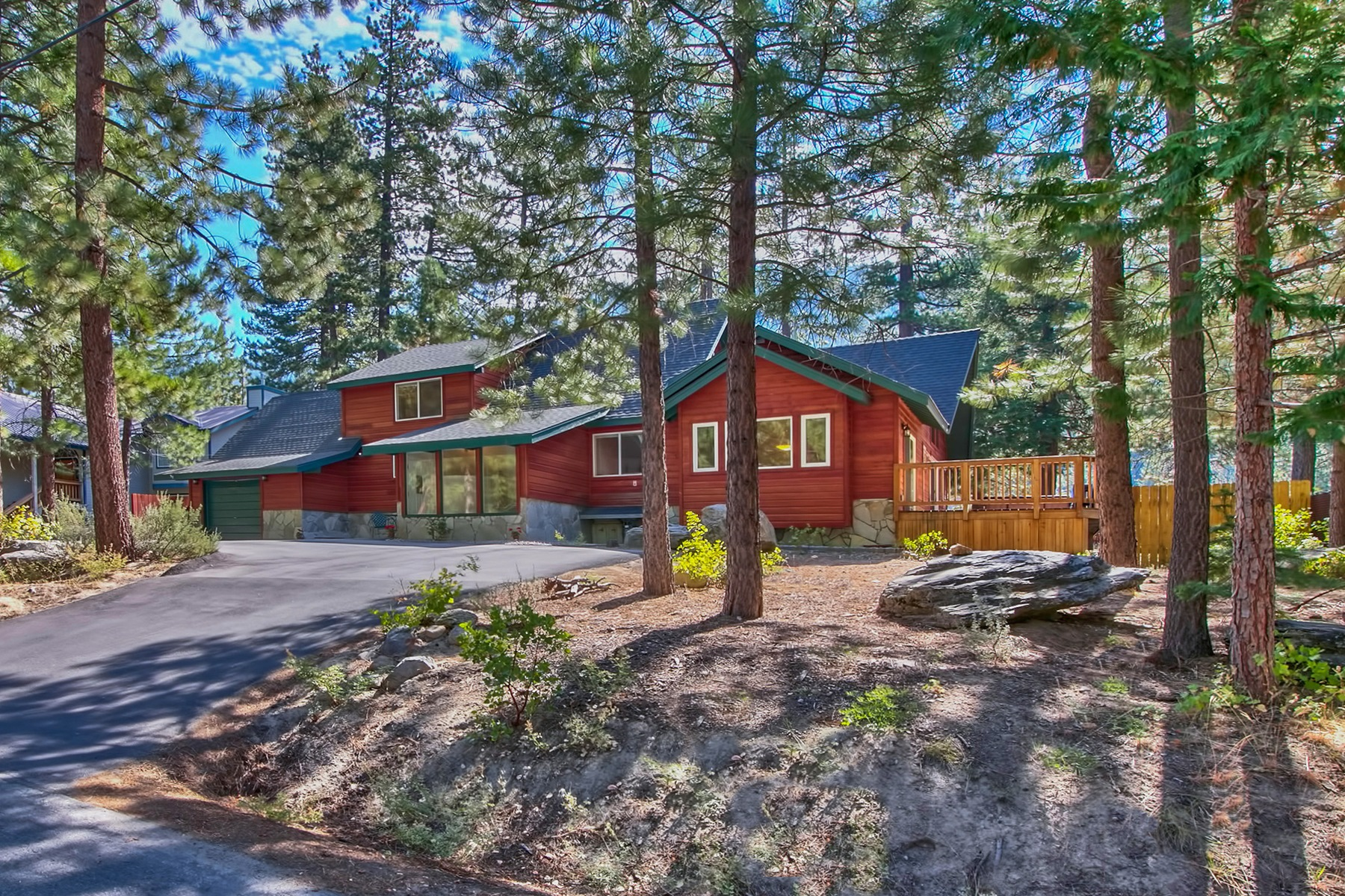 Maison unifamiliale pour l Vente à 182 Tramway Rd Incline Village, Nevada, 89451 Lake Tahoe, États-Unis