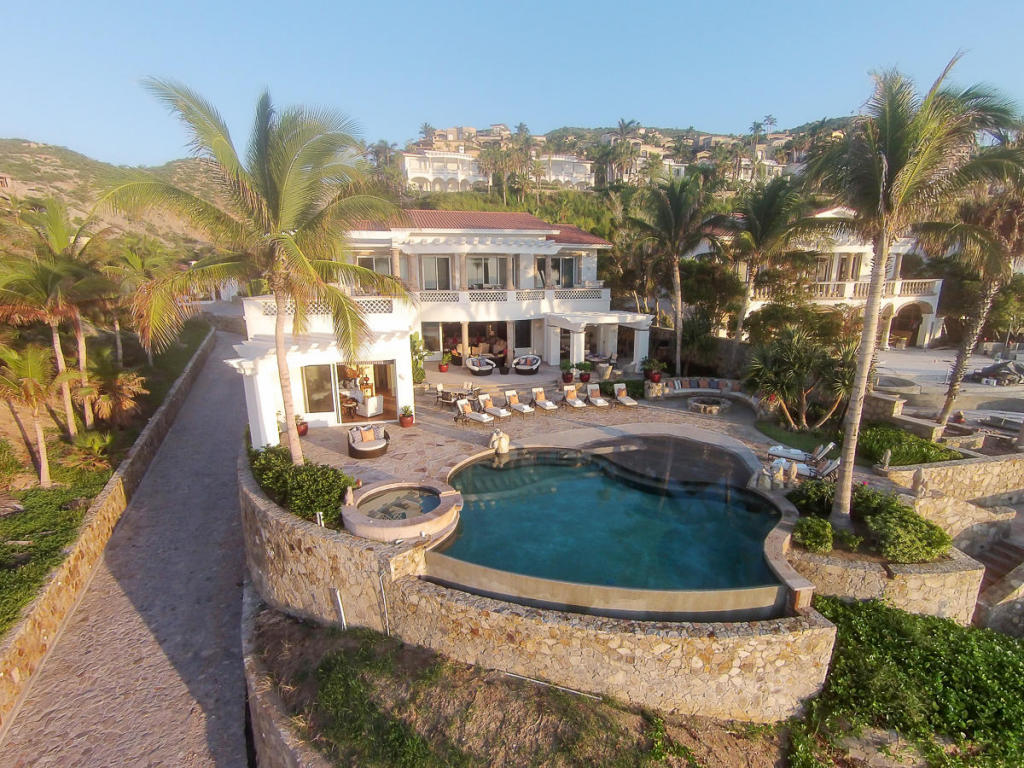 Single Family Home for Sale at Villa de la Playa San Jose Del Cabo, Mexico