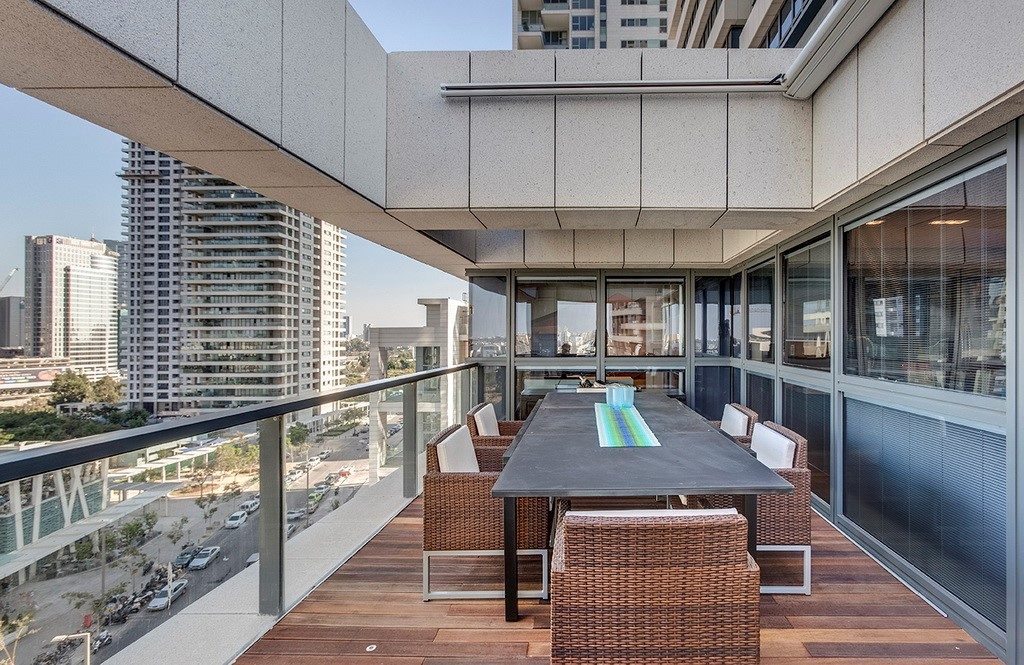 Additional photo for property listing at Luxury Penthouse in W Boutique Tower  Tel Aviv, Israel 6291921 Israel