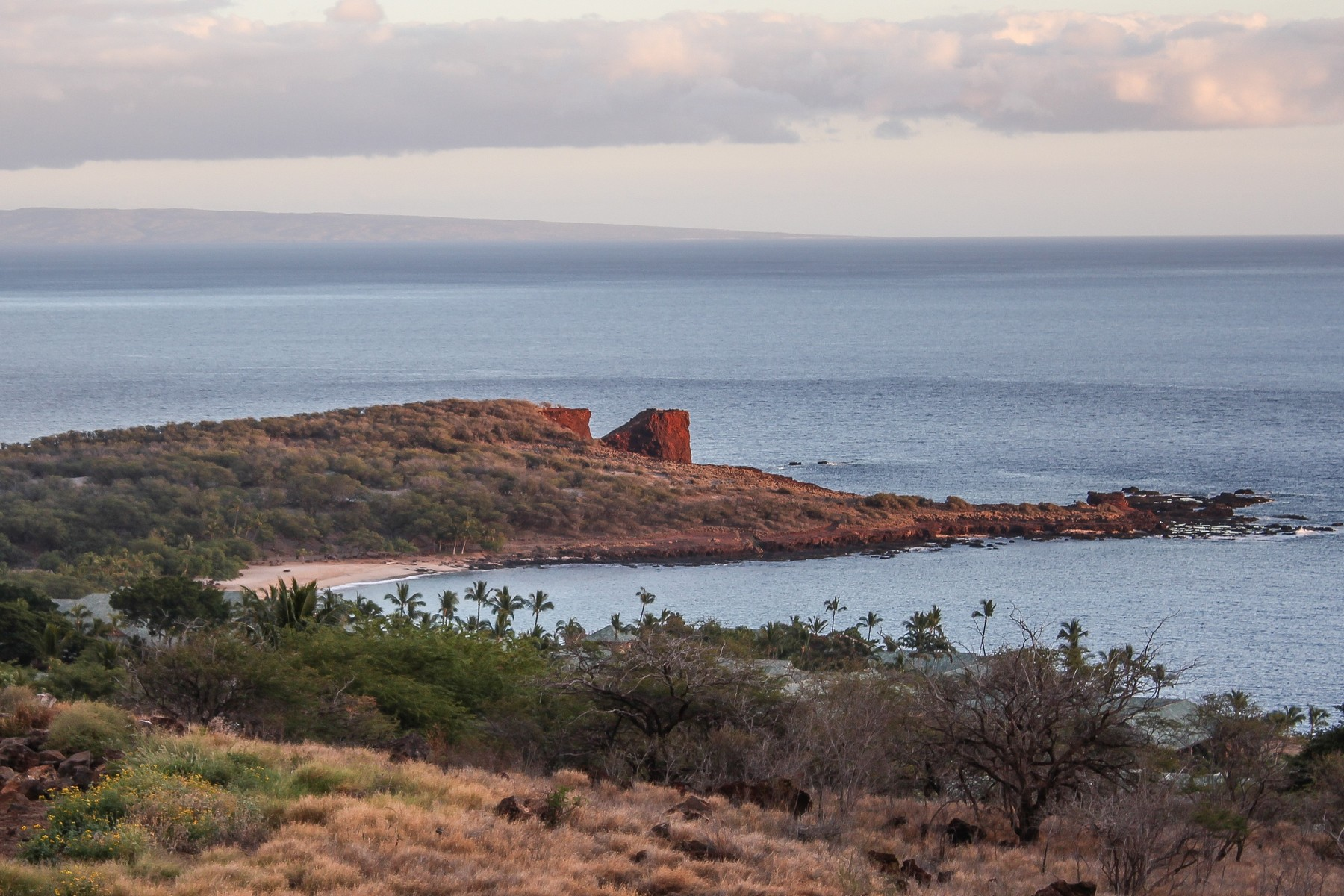 "sales property at The Pick of the ""LOTS"" Overlooking Manele Bay"