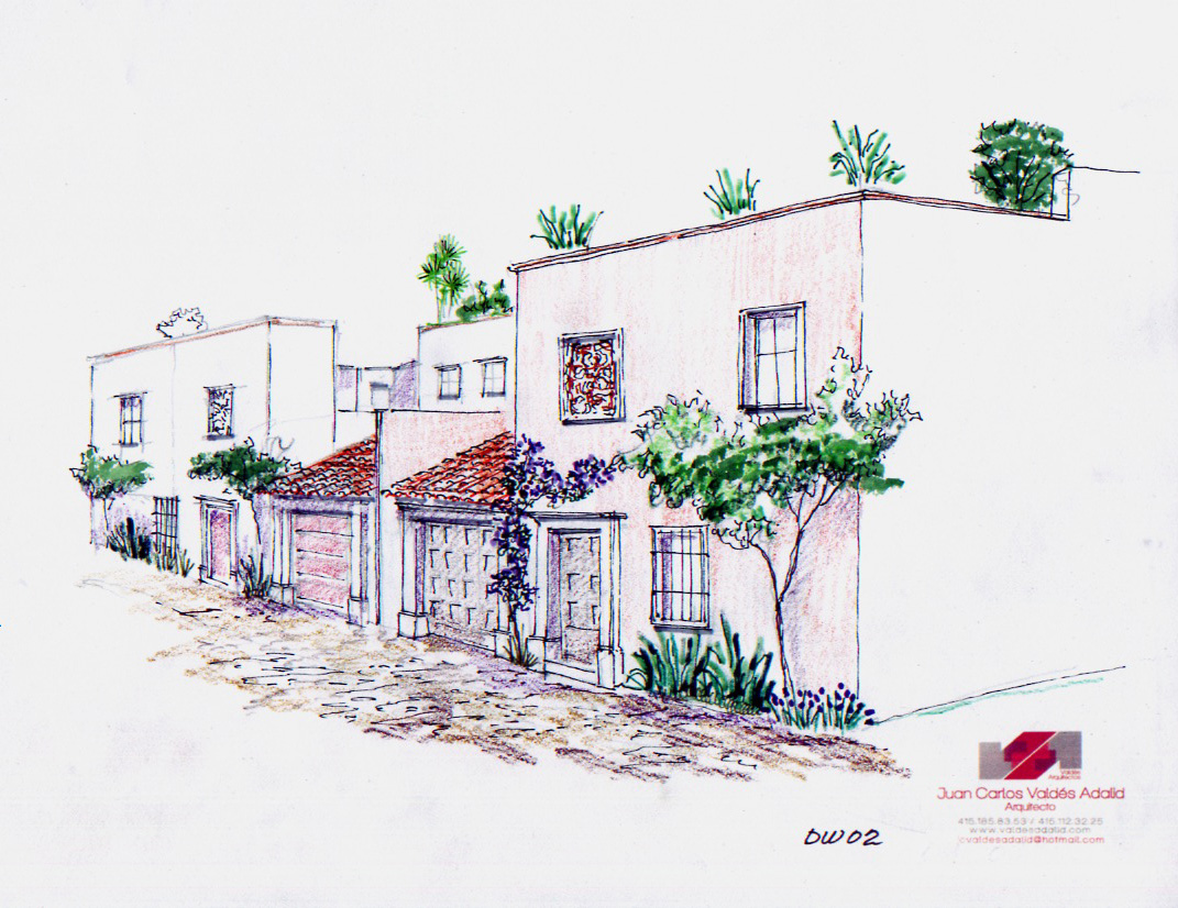 sales property at Caserios De Allende