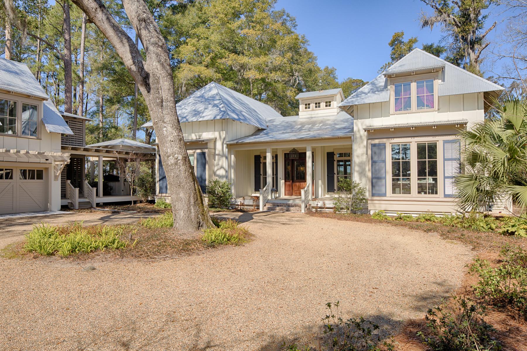 Casa para uma família para Venda às 91 Mount Pelia Road Palmetto Bluff, Bluffton, Carolina Do Sul, 29910 Estados Unidos