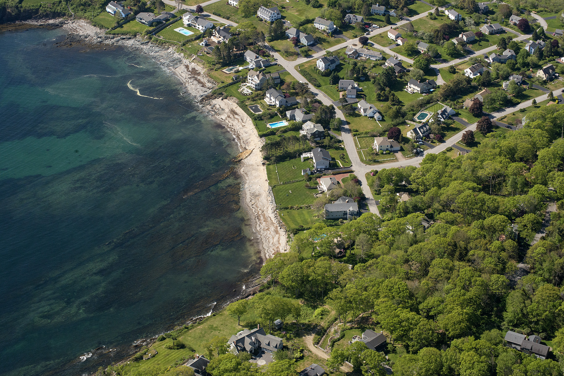 Single Family Home for Sale at 4 Salt Spray Lane Cape Elizabeth, Maine 04107 United States
