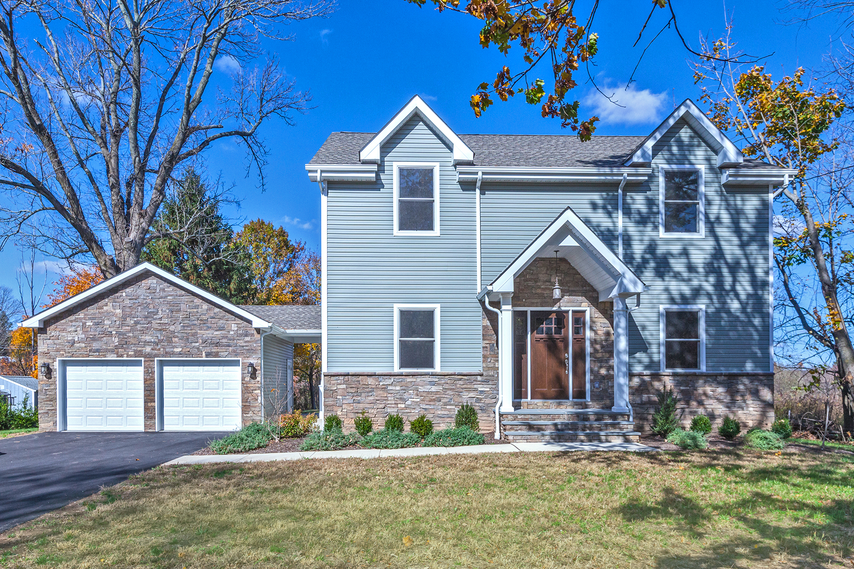 Property For Sale at Stunning New Construction Welcomes with Open Arms - Hopewell Township
