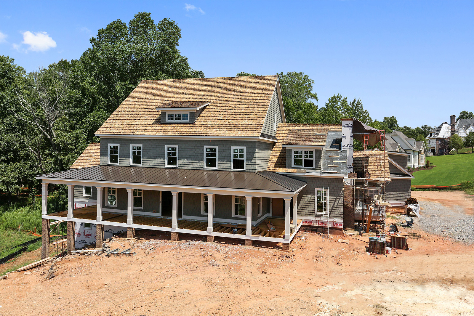 Property For Sale at New Construction in The Hayfield
