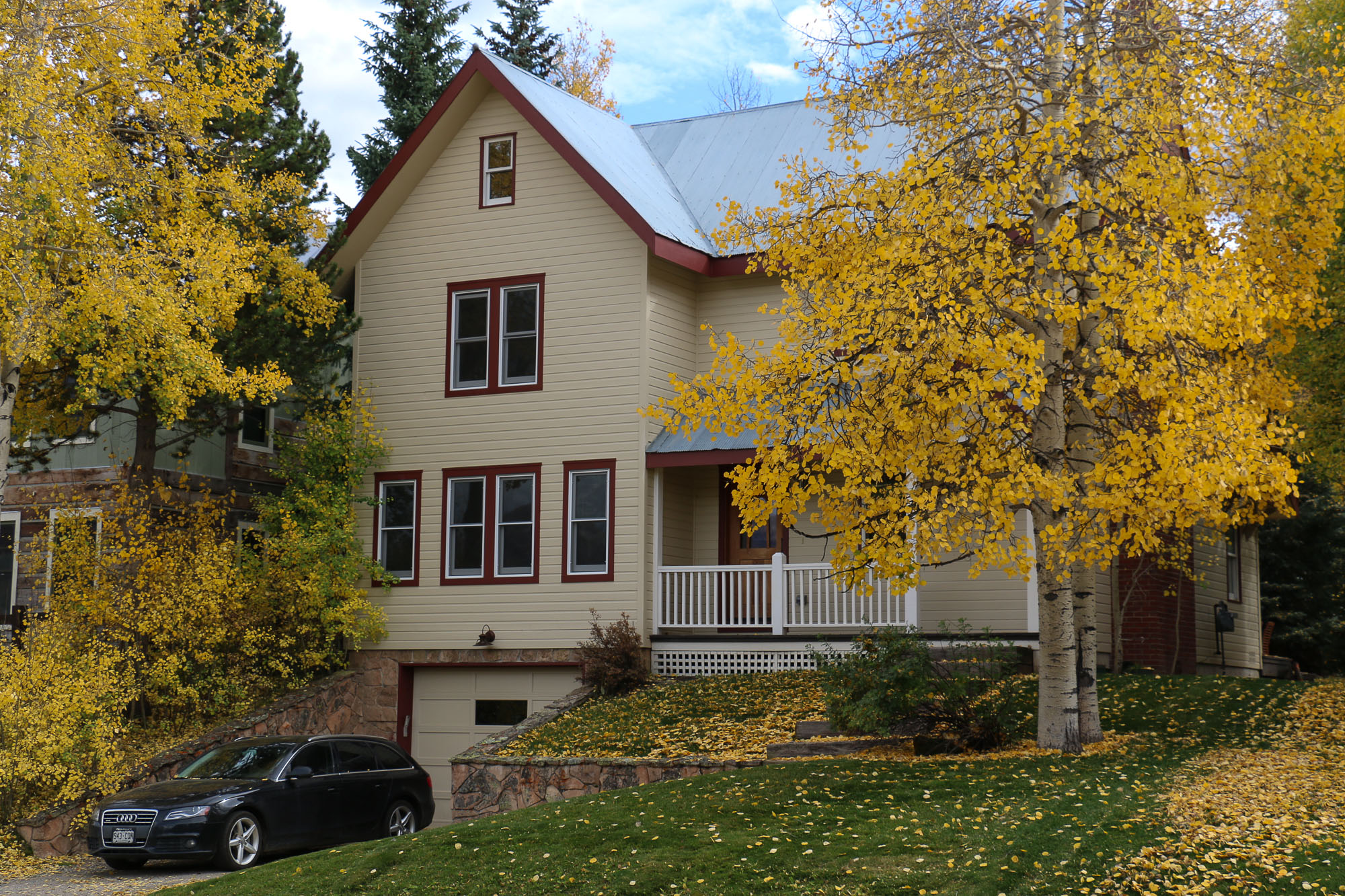 Property For Sale at Crested Butte Craftsman