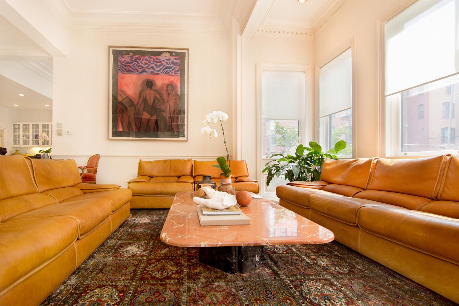 rentals property at Stunning Parlor/Garden Duplex