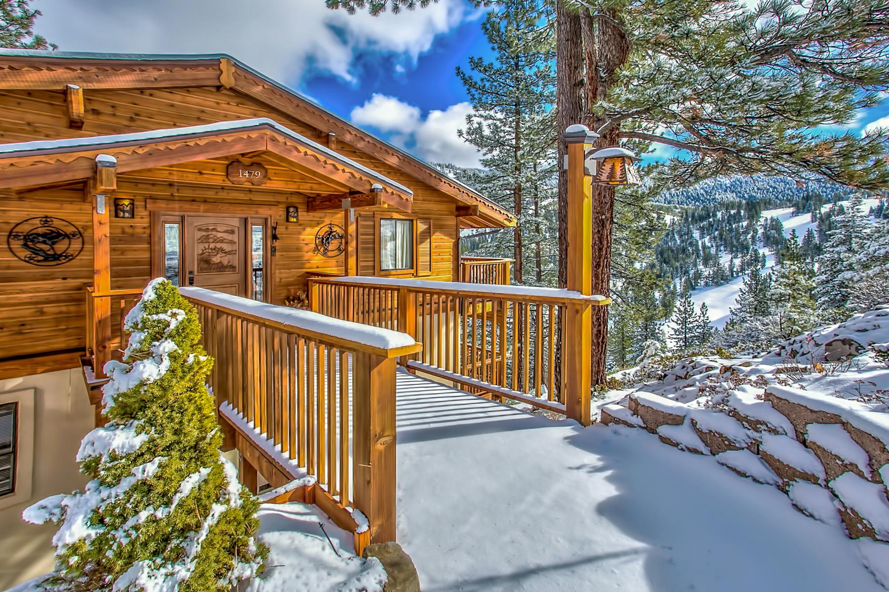 Maison de ville pour l Vente à 1479 Tirol Drive Incline Village, Nevada 89451 États-Unis