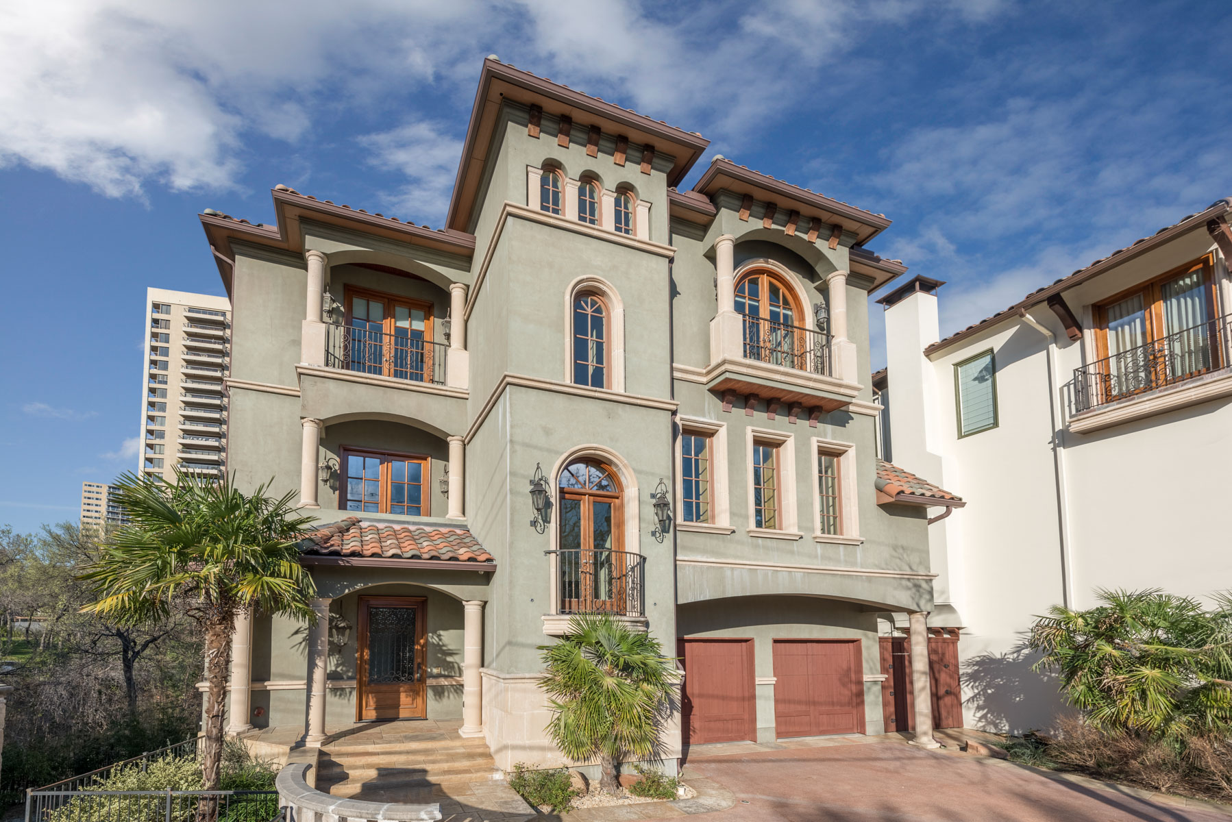 sales property at Spacious Mediterranean Townhouse